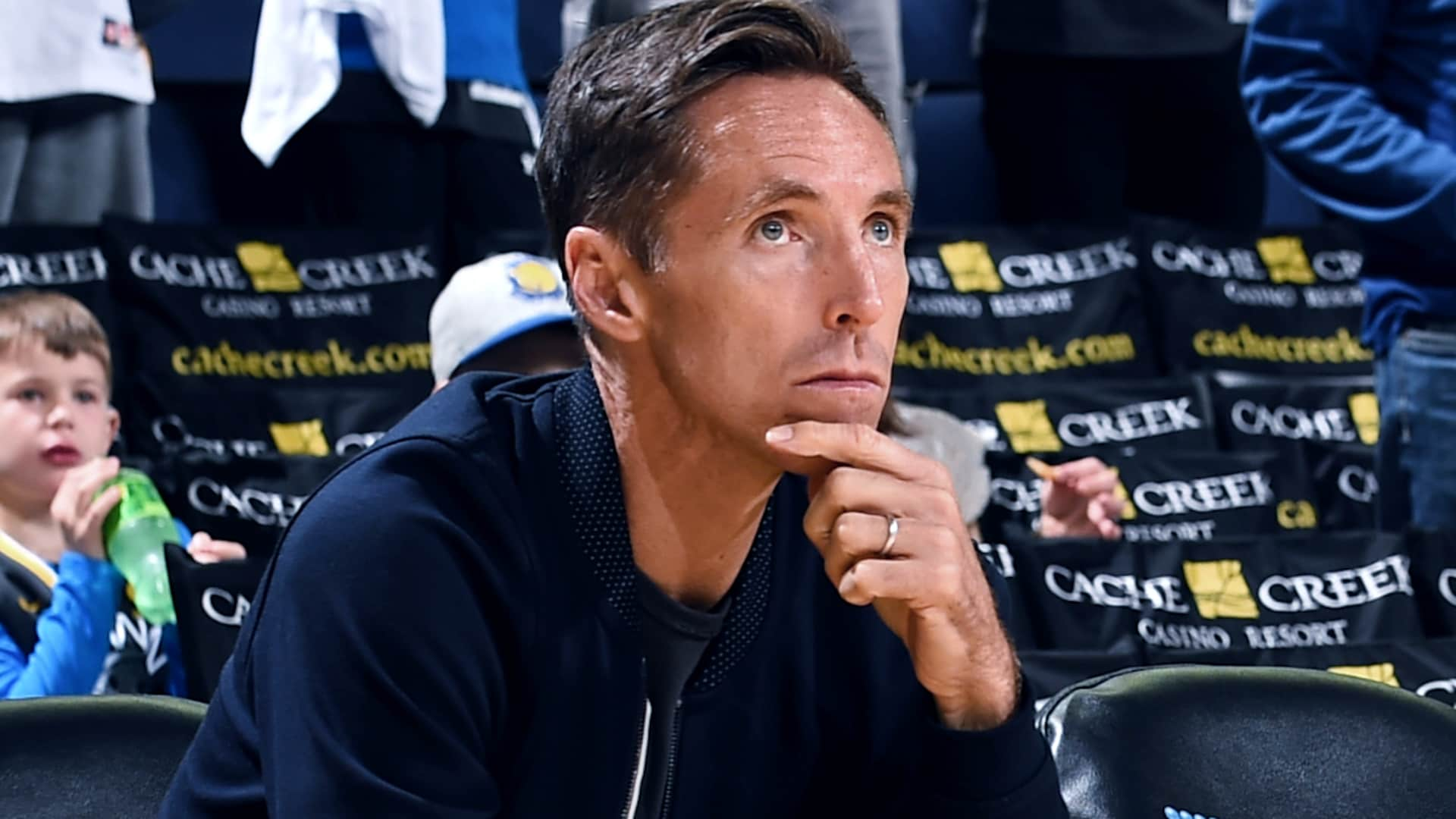 Steve Nash eager to get started on new career as Nets coach