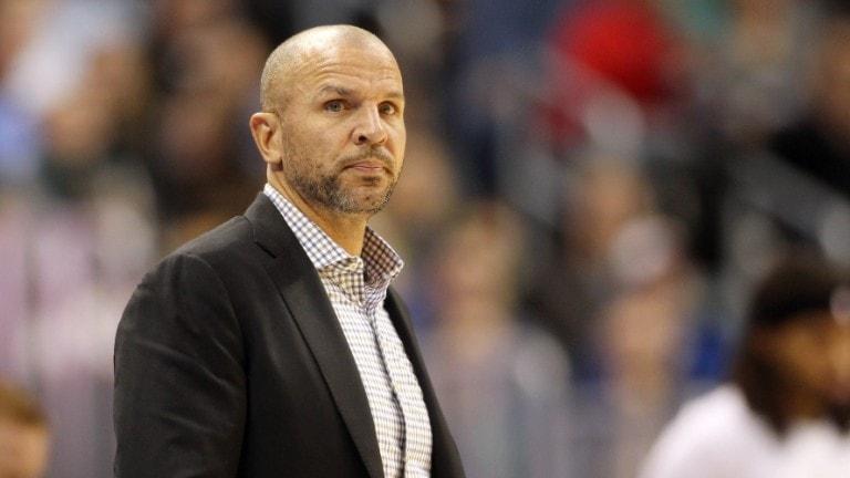 Reports: Mavs negotiating to hire Jason Kidd, Nico Harrison to lead basketball operations
