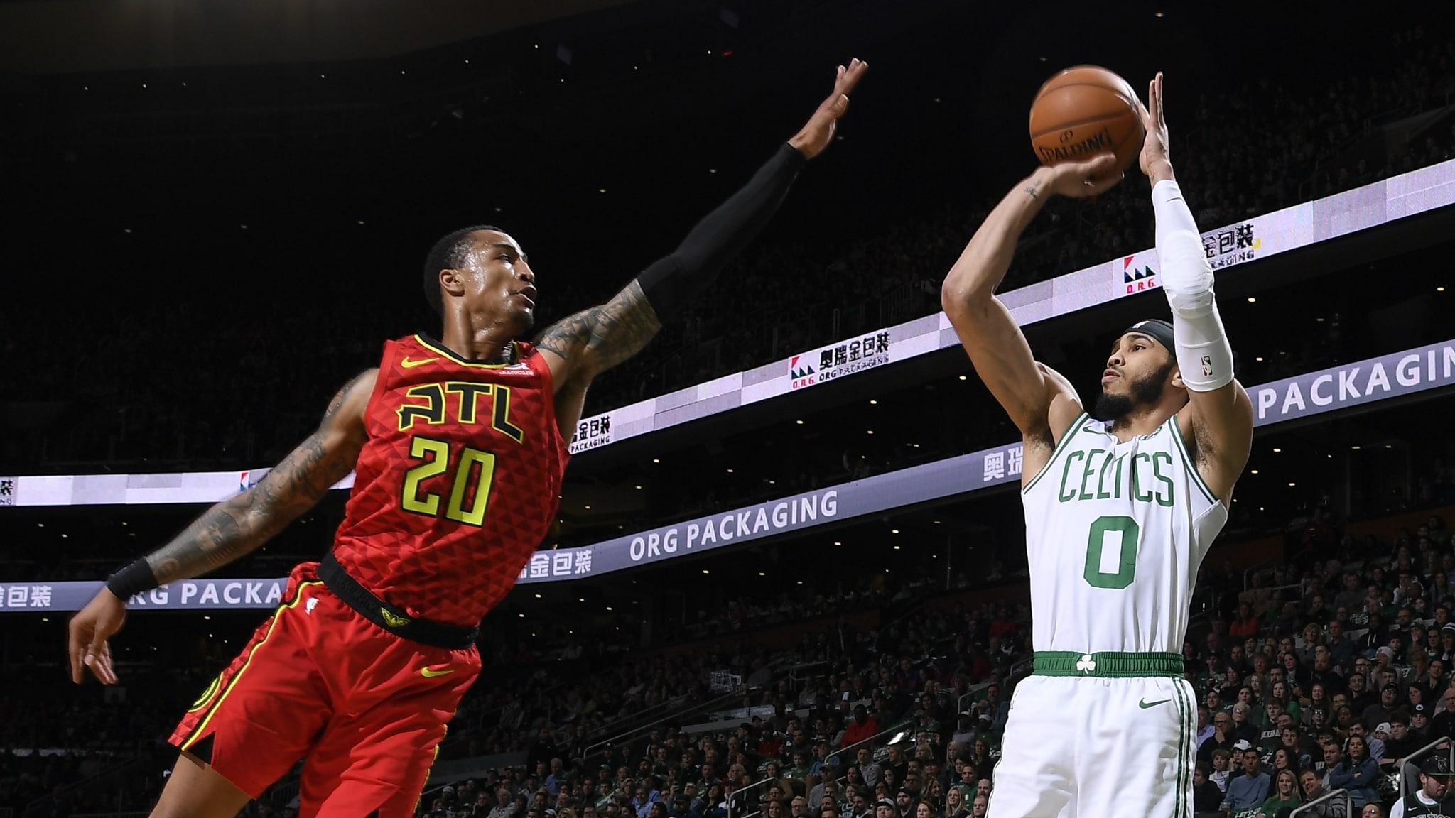 Hawks @ Celtics