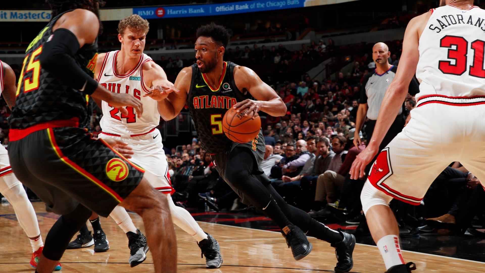 Hawks @ Bulls