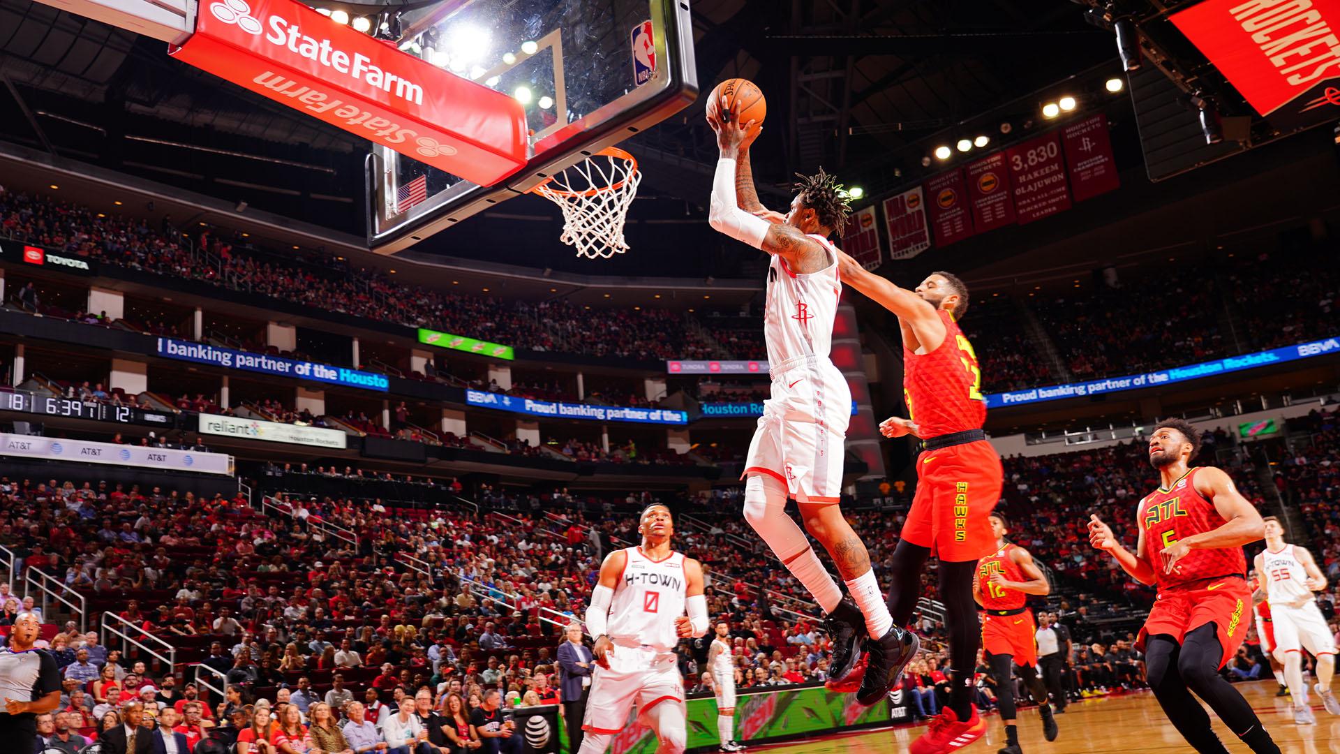 Hawks @ Rockets
