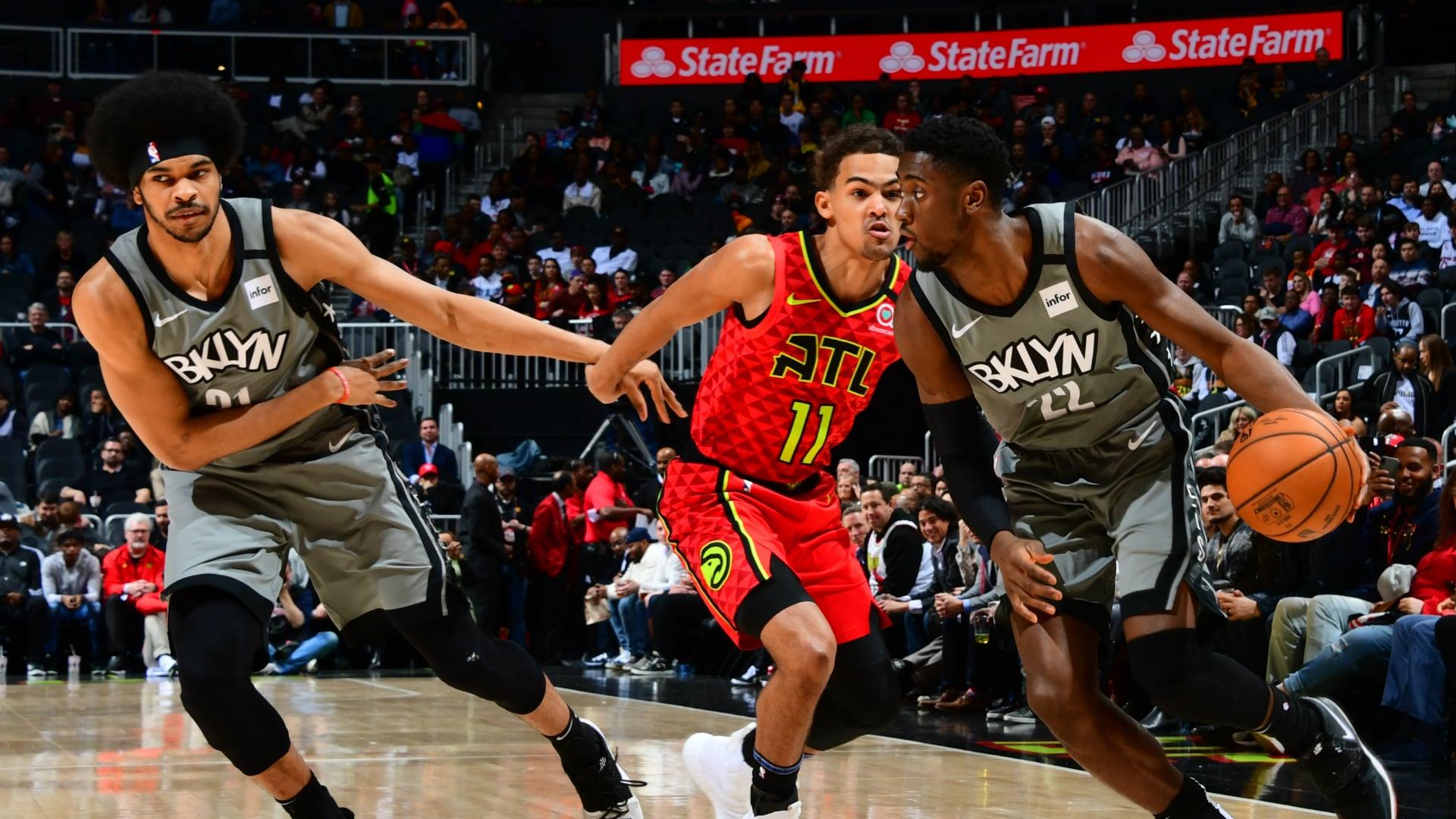 Nets @ Hawks
