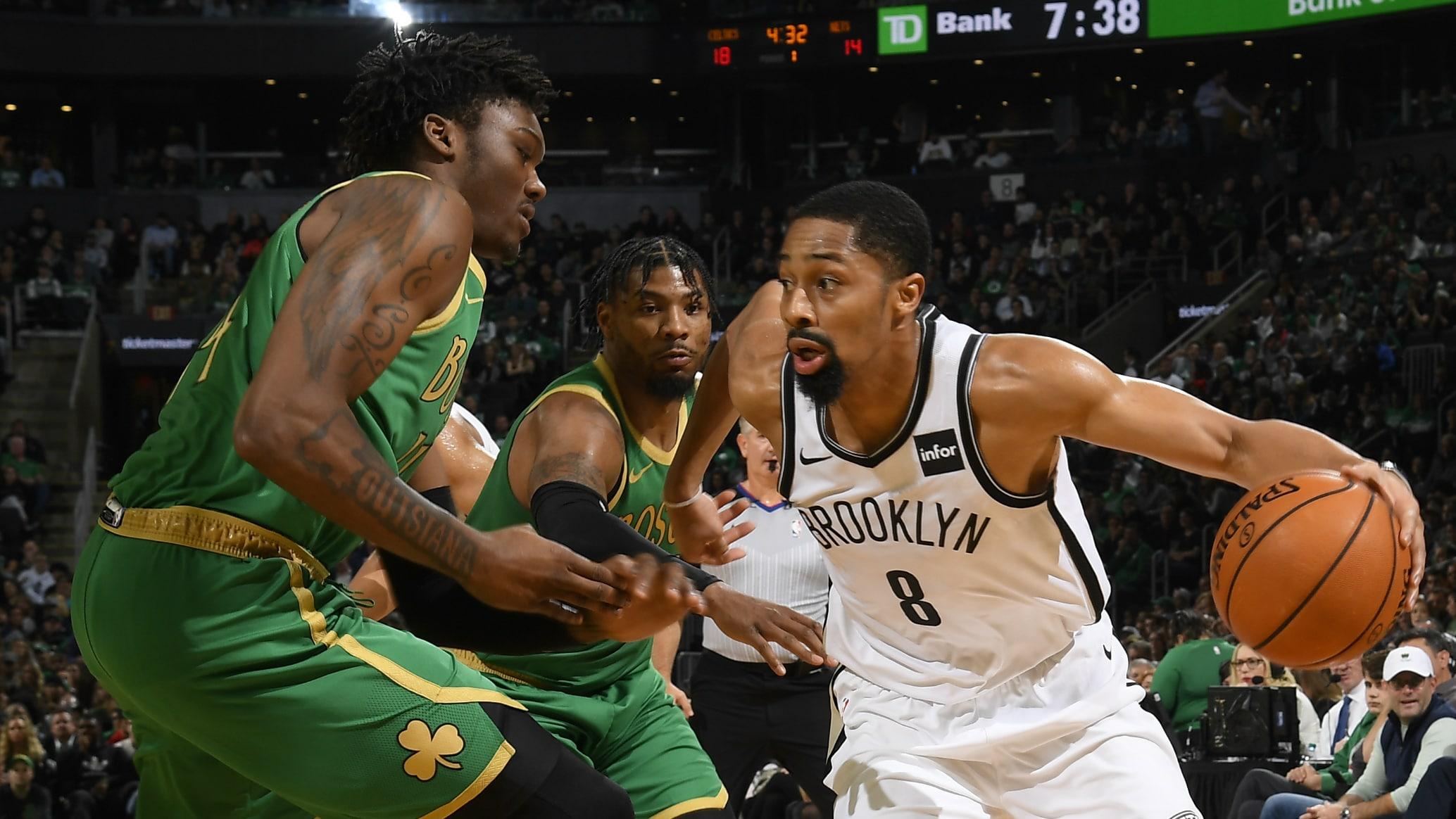 Nets @ Celtics