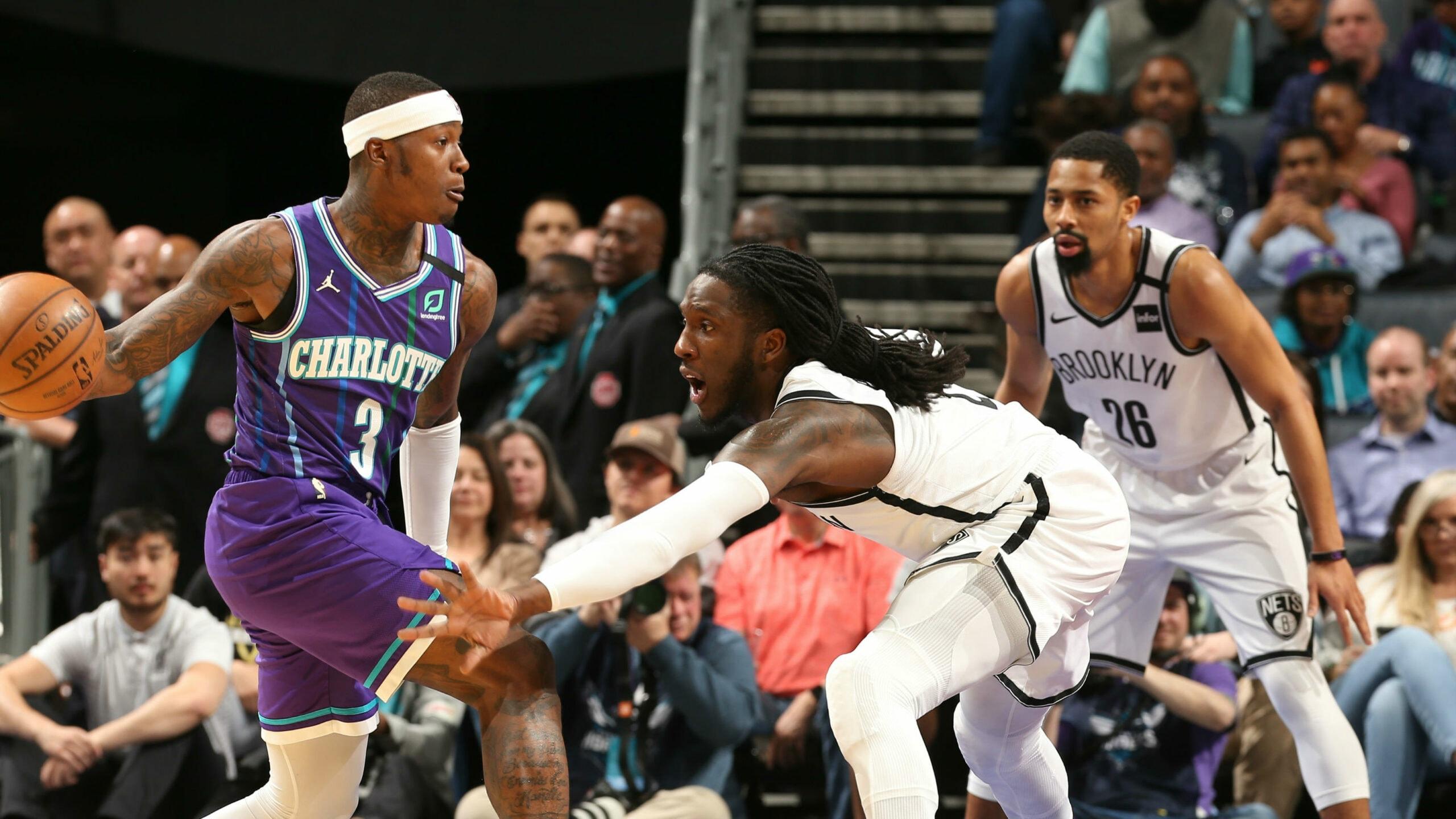 Nets @ Hornets