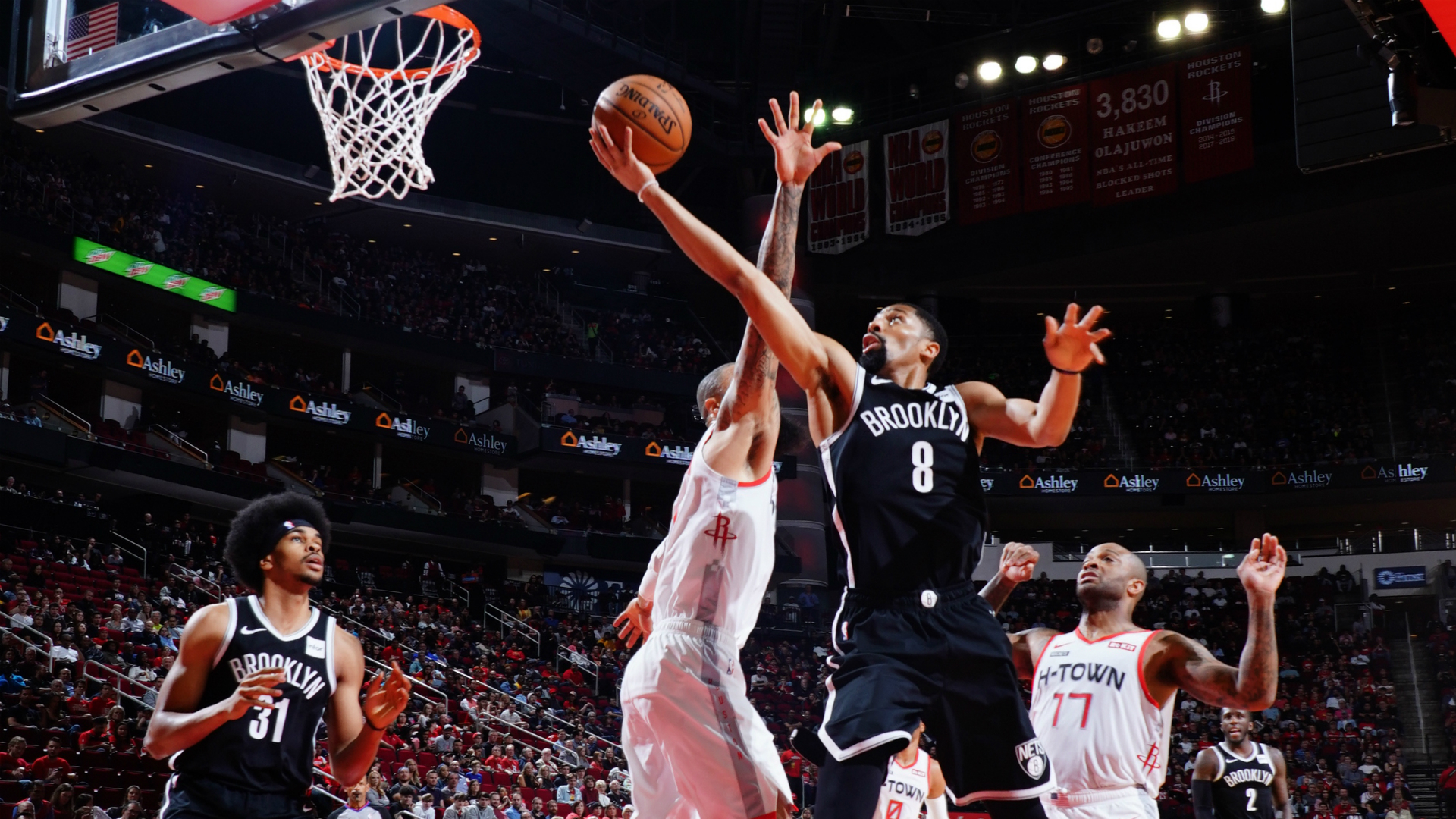 Nets @ Rockets