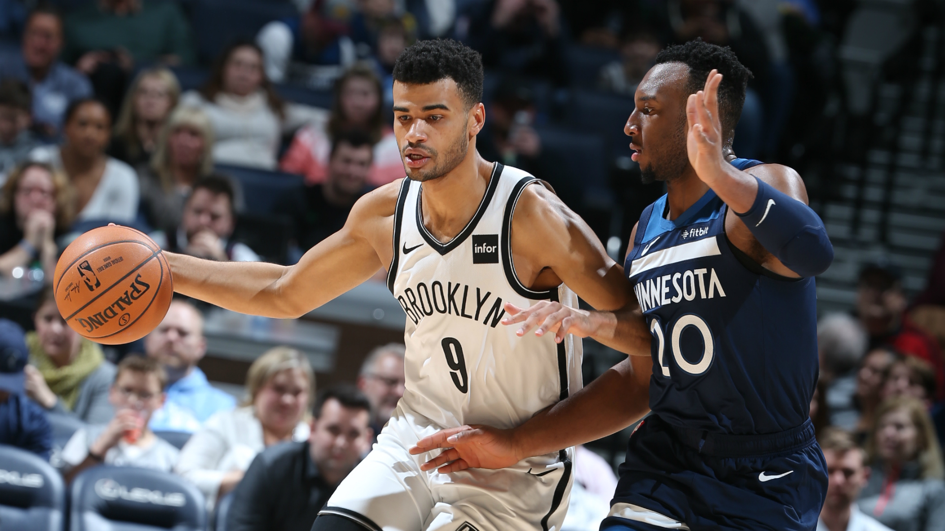 Nets @ Timberwolves