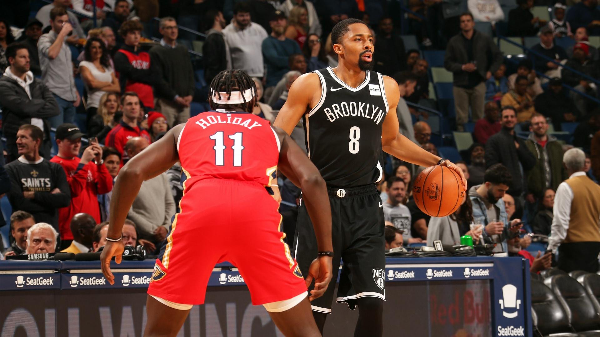 Nets @ Pelicans