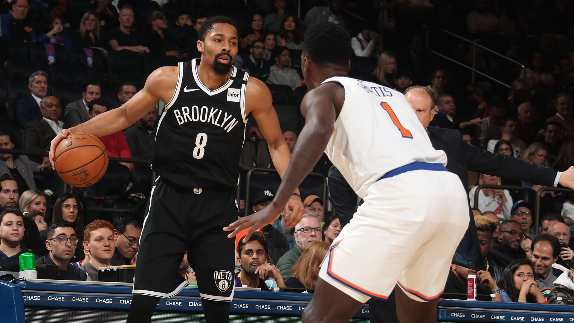 Nets @ Knicks