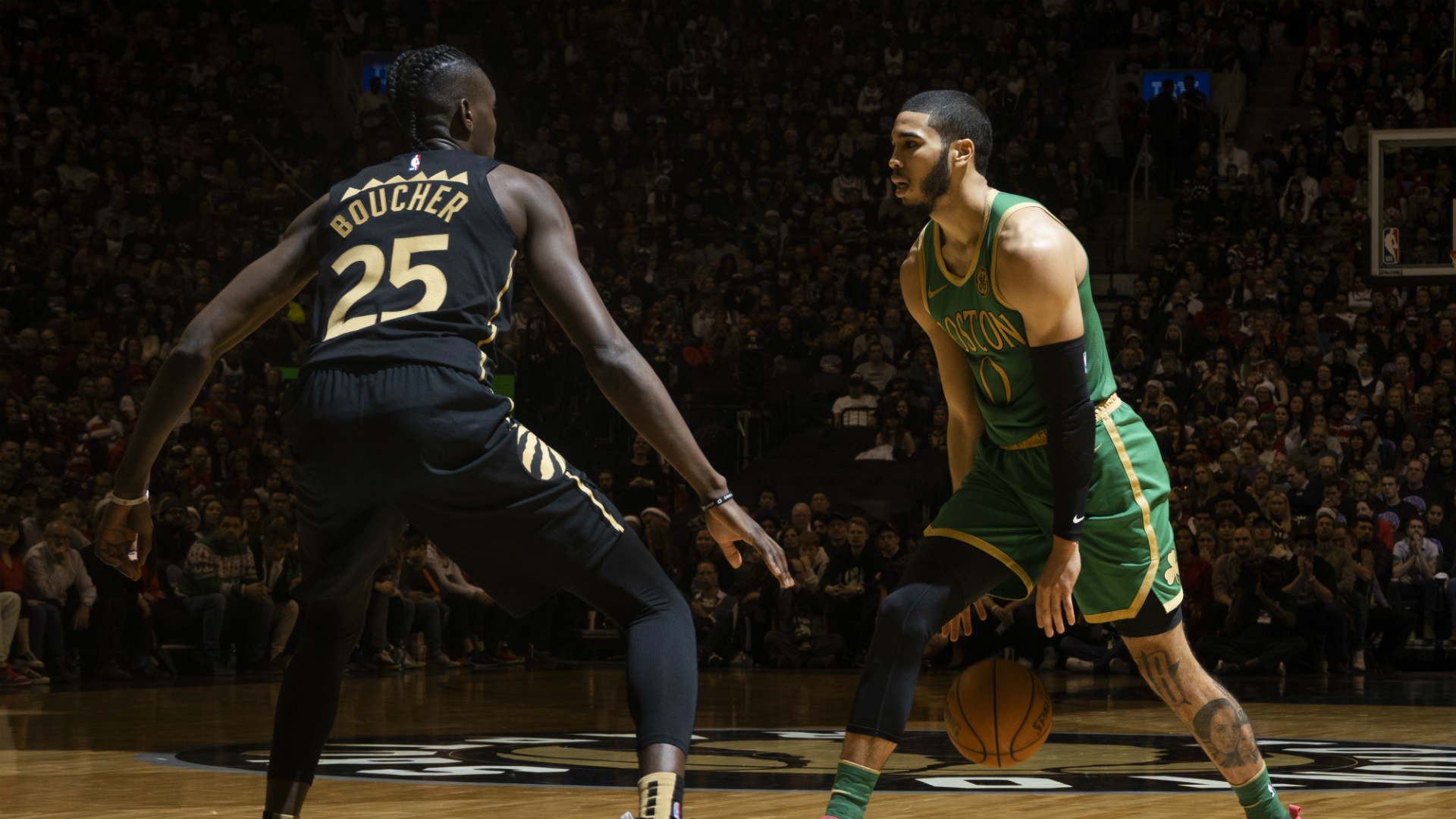 Celtics @ Raptors