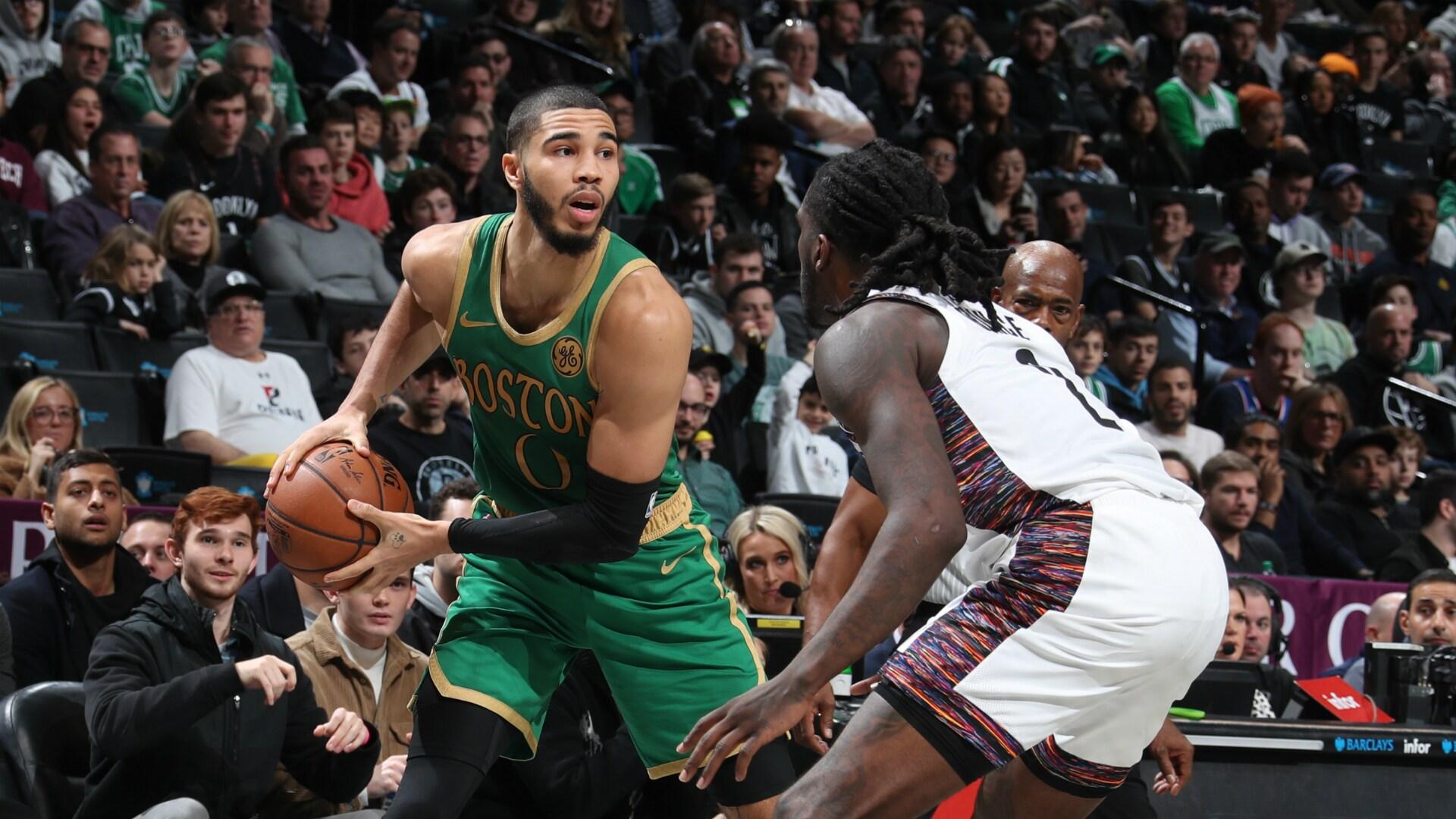 Celtics @ Nets