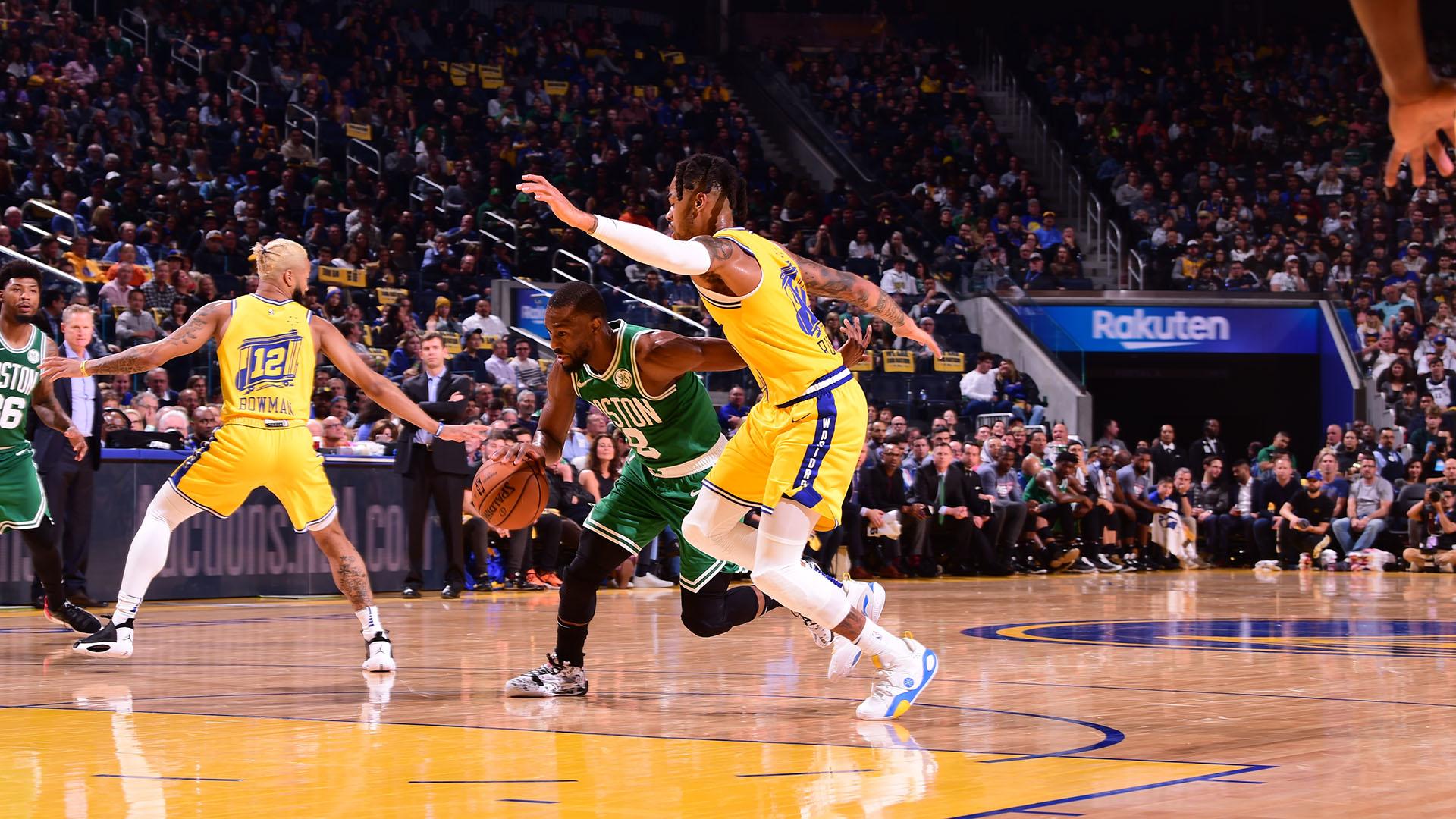 Celtics @ Warriors