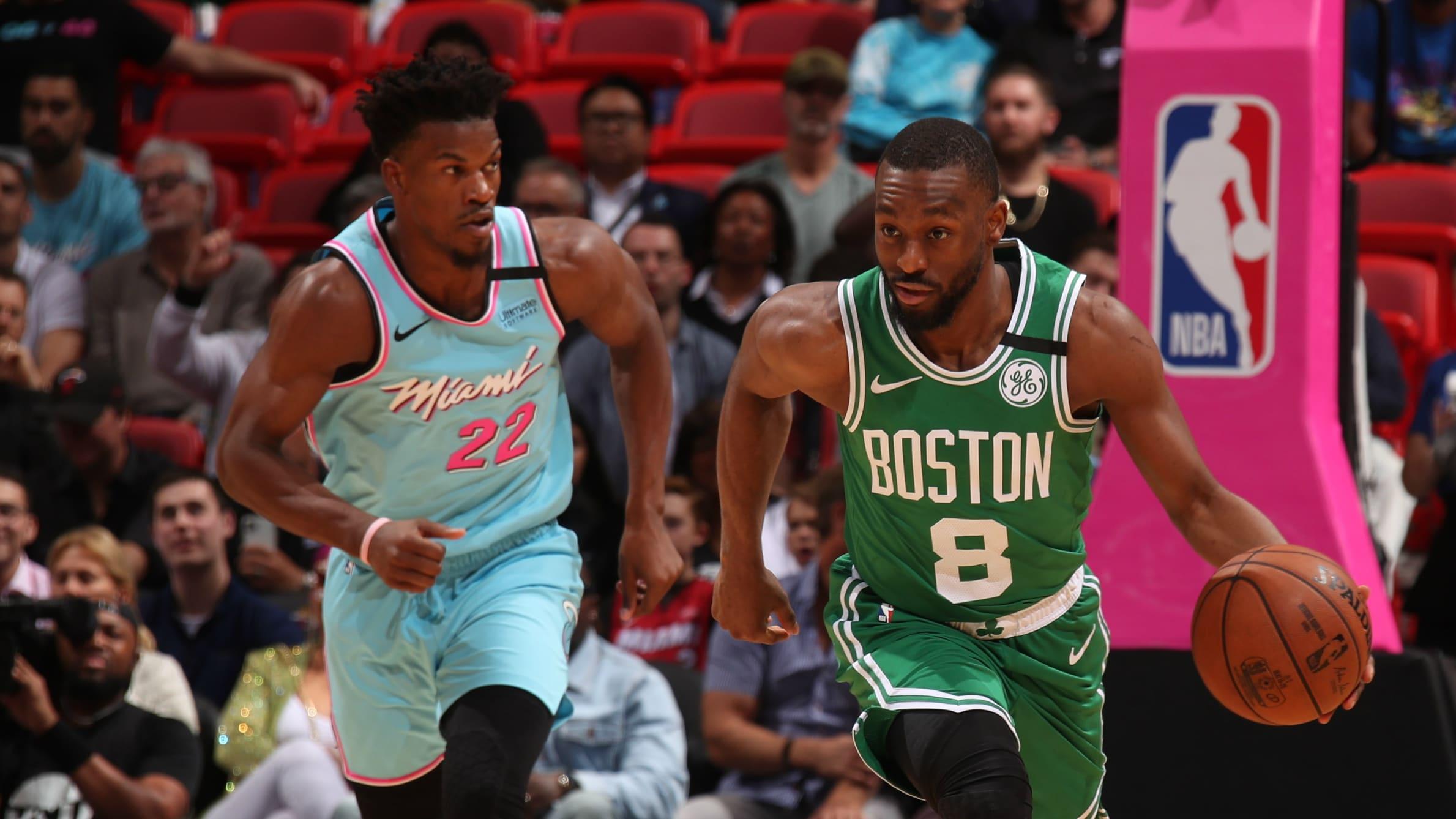 Celtics @ Heat