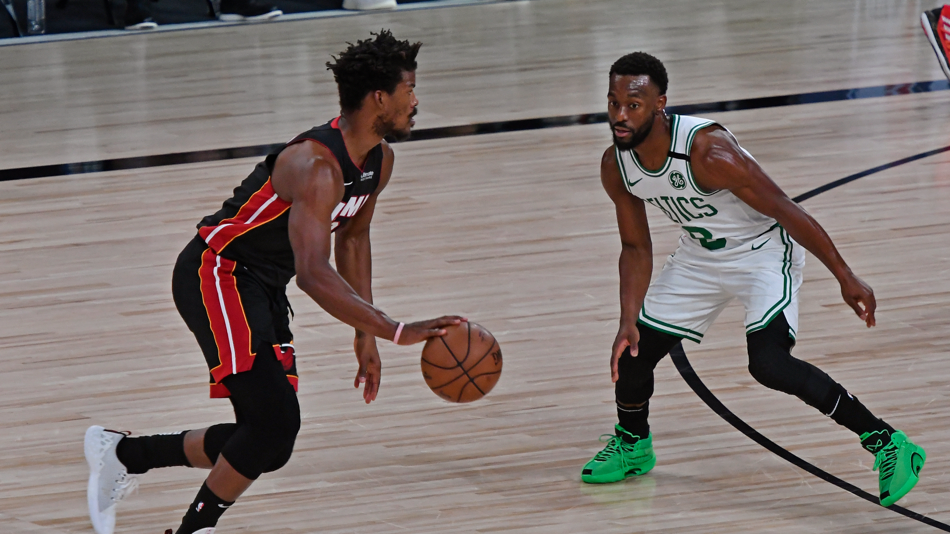 Heat Punch Ticket To Finals With Win In Game 7