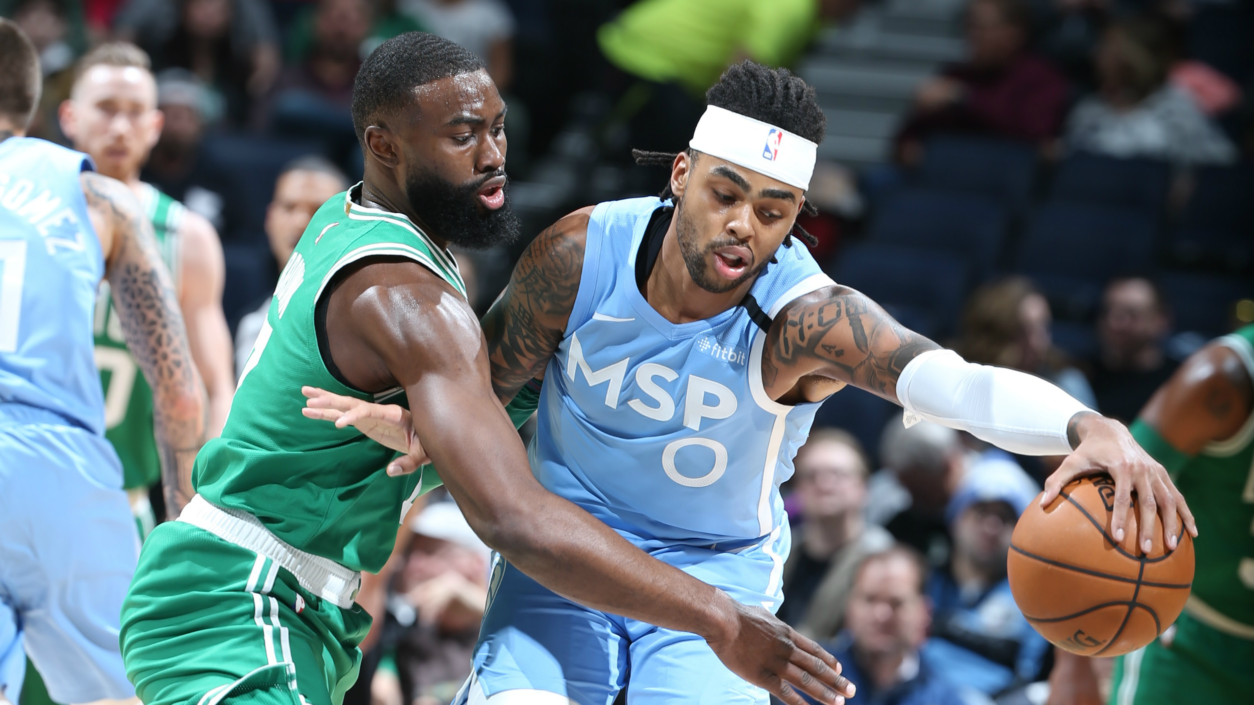 Celtics @ Timberwolves