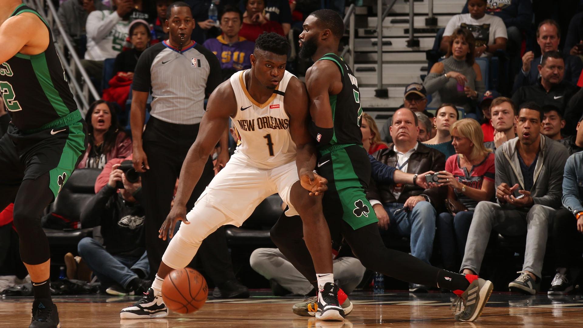 Celtics @ Pelicans