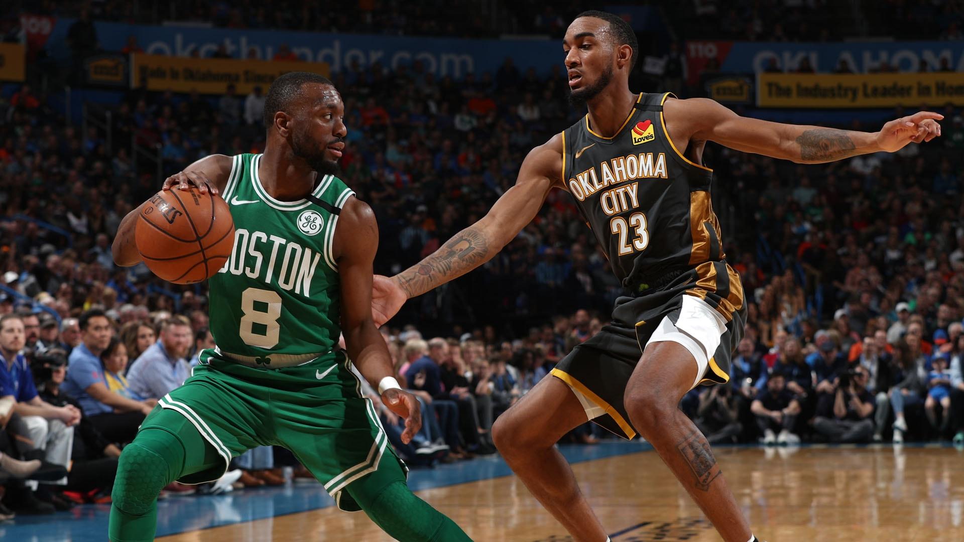 Celtics @ Thunder