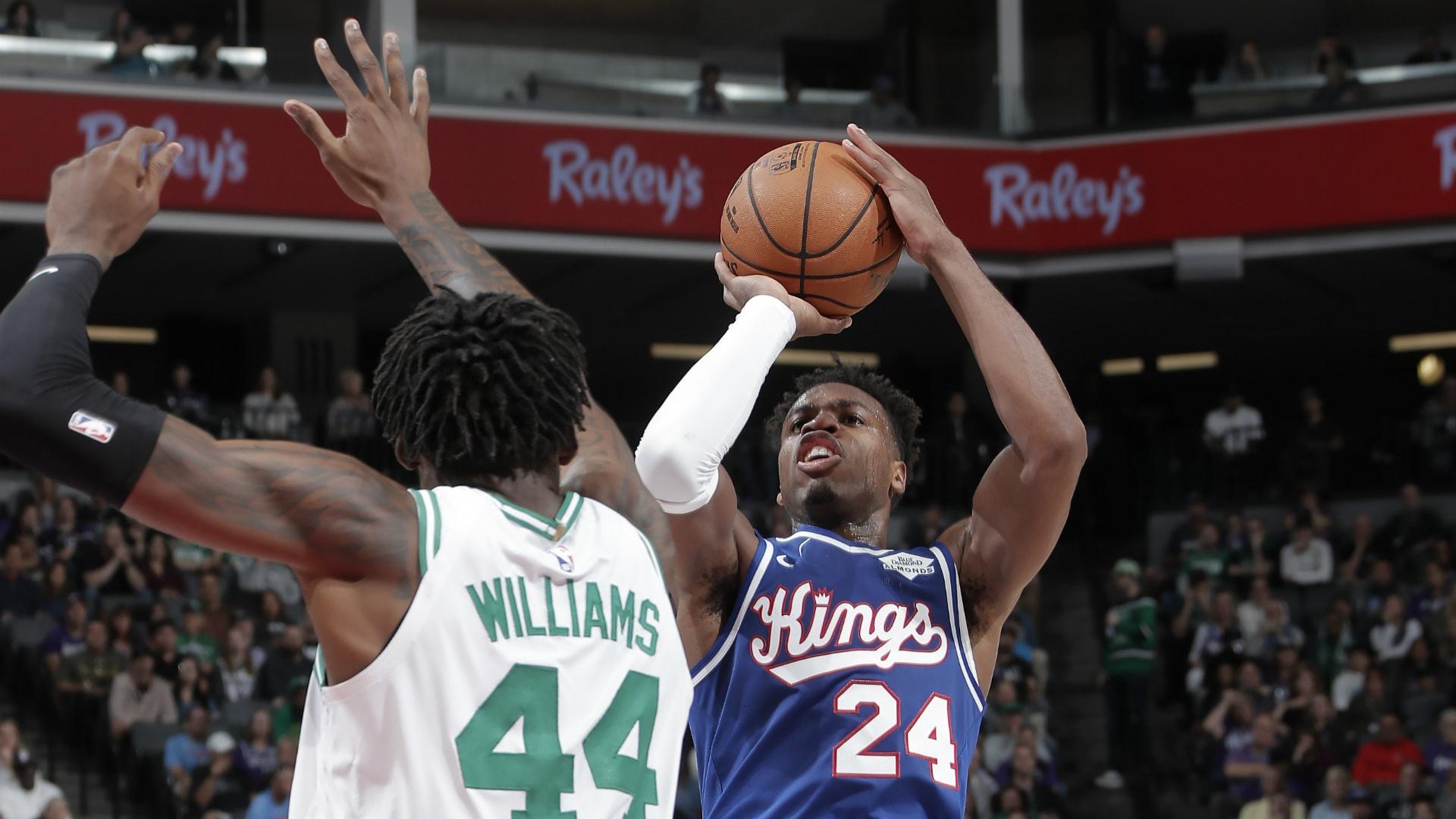 Celtics @ Kings