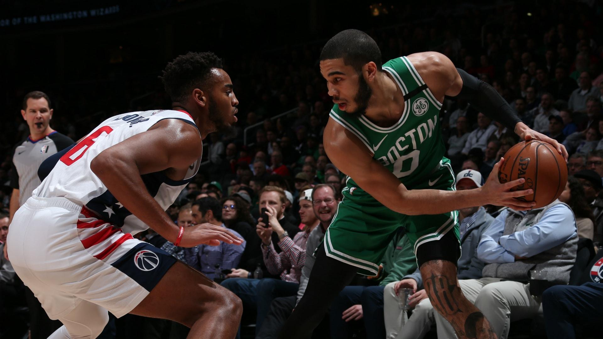 Celtics @ Wizards
