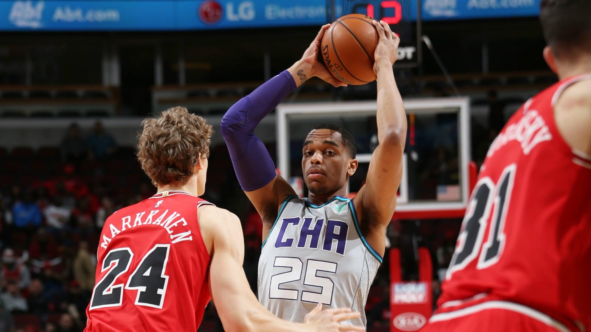 Hornets @ Bulls