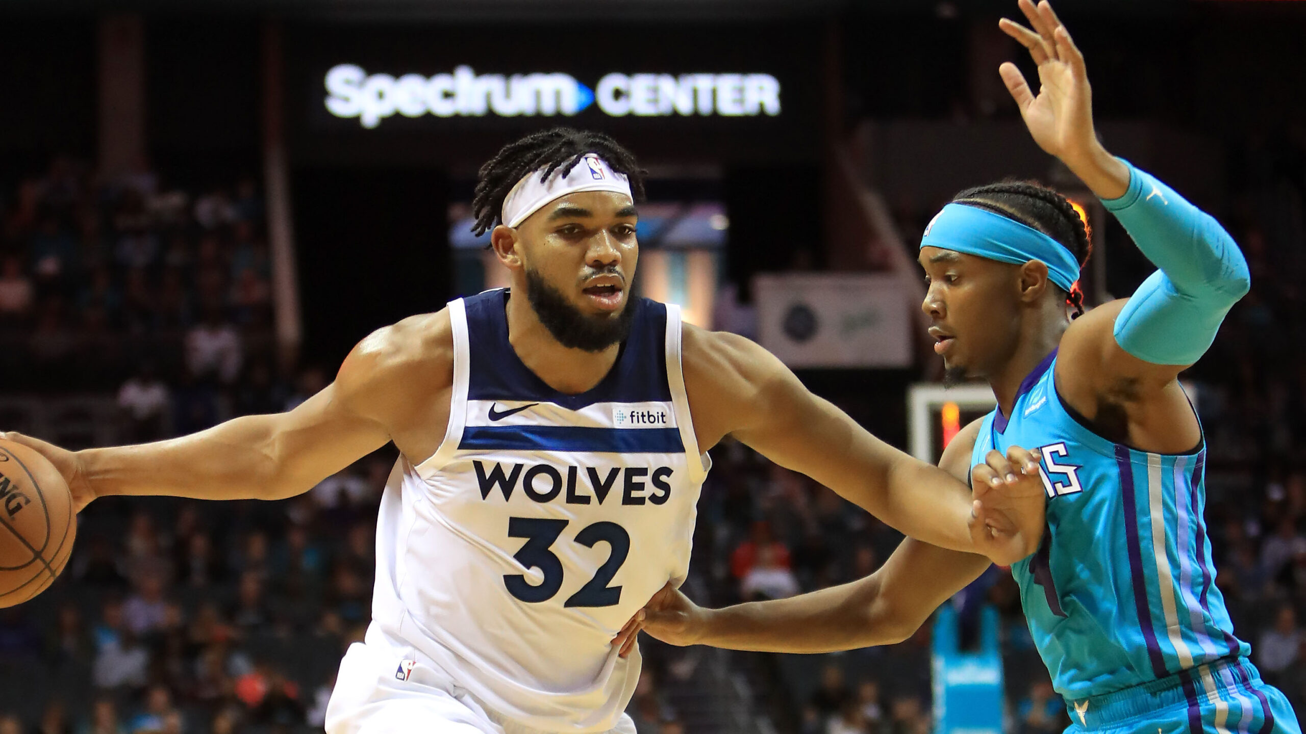 Timberwolves @ Hornets