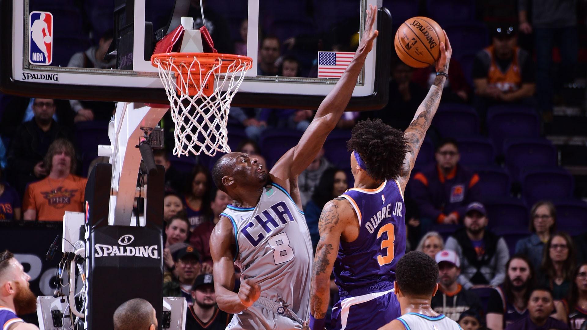 Hornets @ Suns