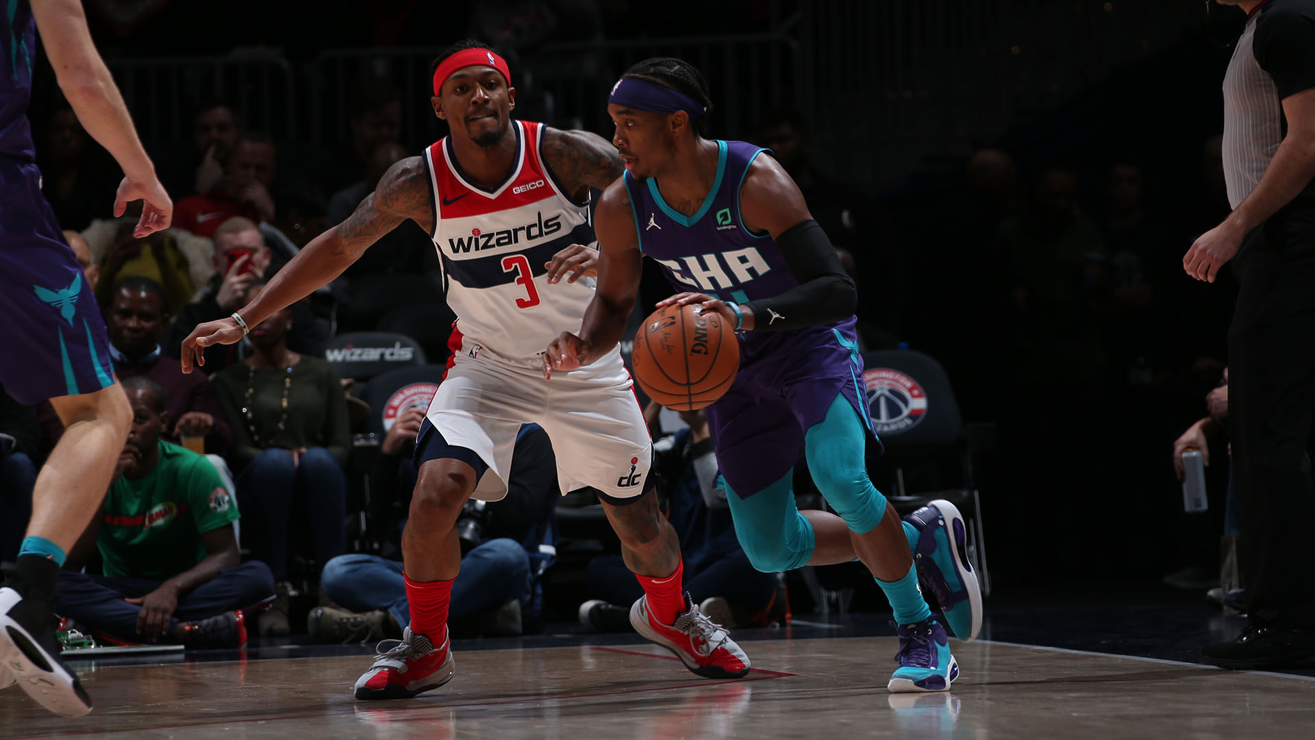 Hornets @ Wizards