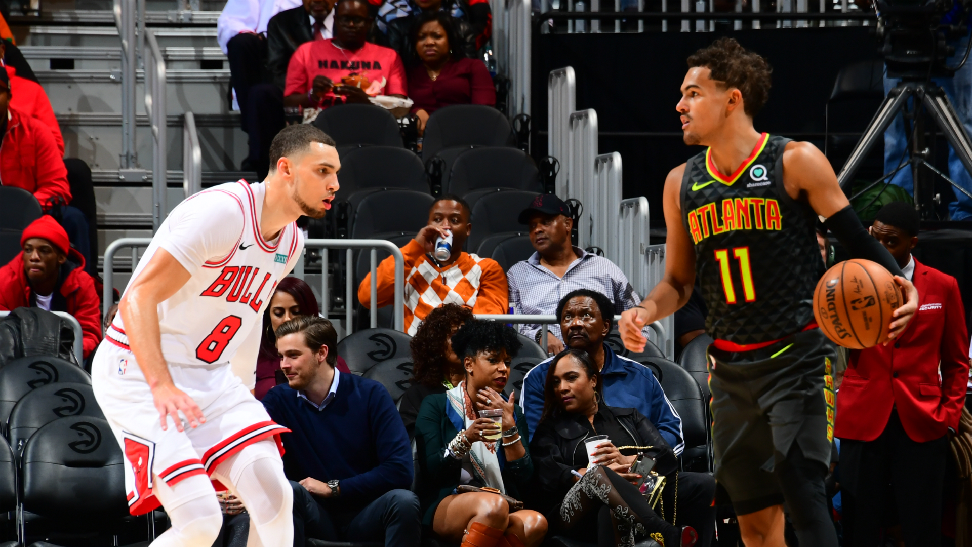 Bulls @ Hawks