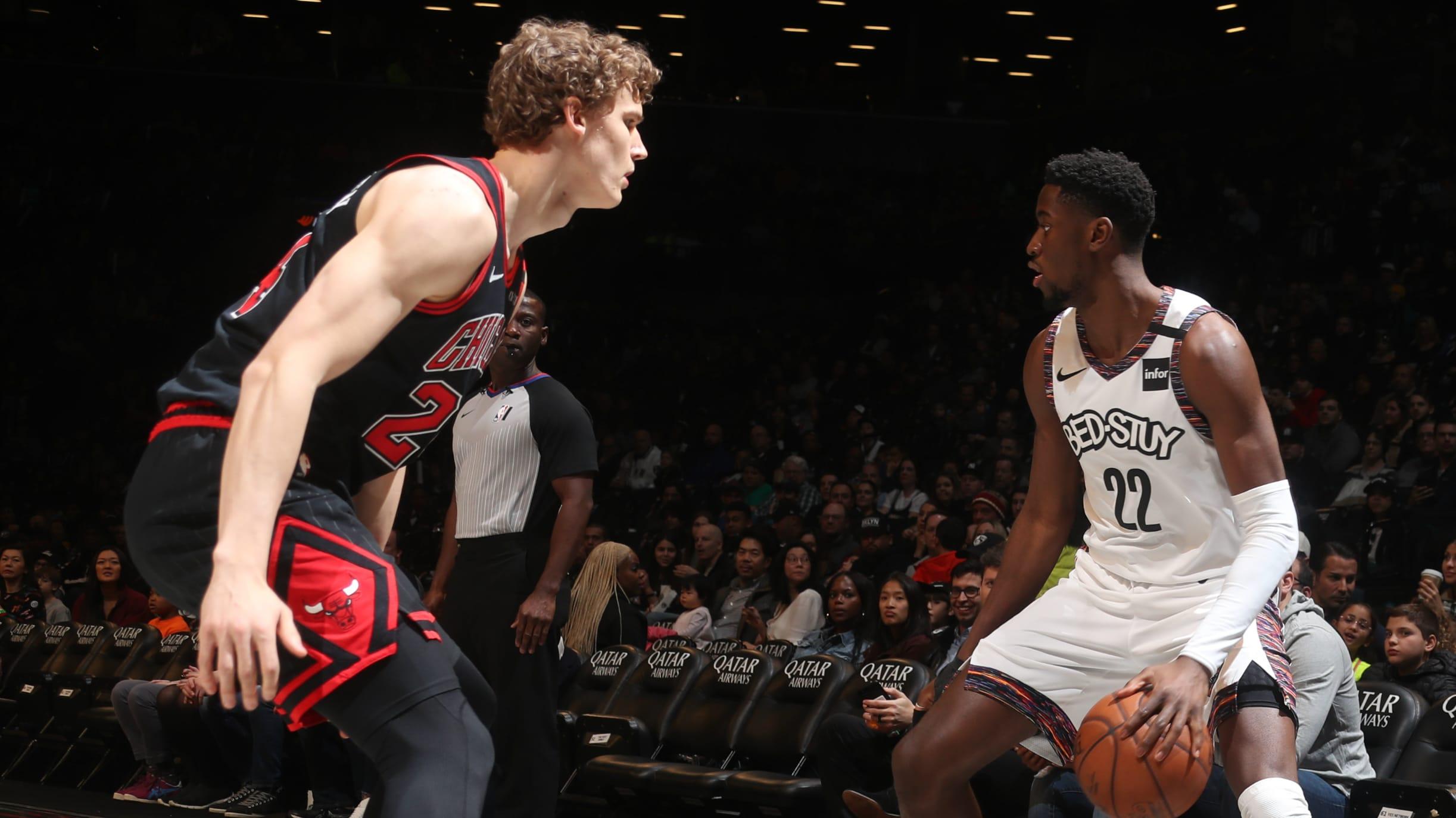Bulls @ Nets
