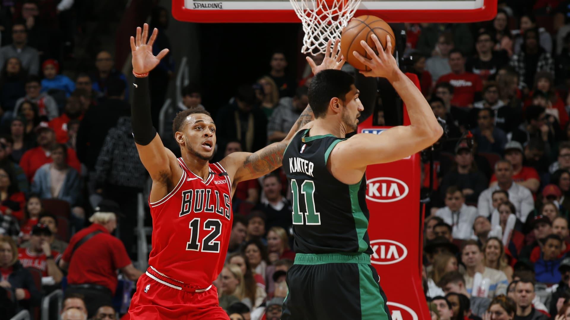 Celtics @ Bulls
