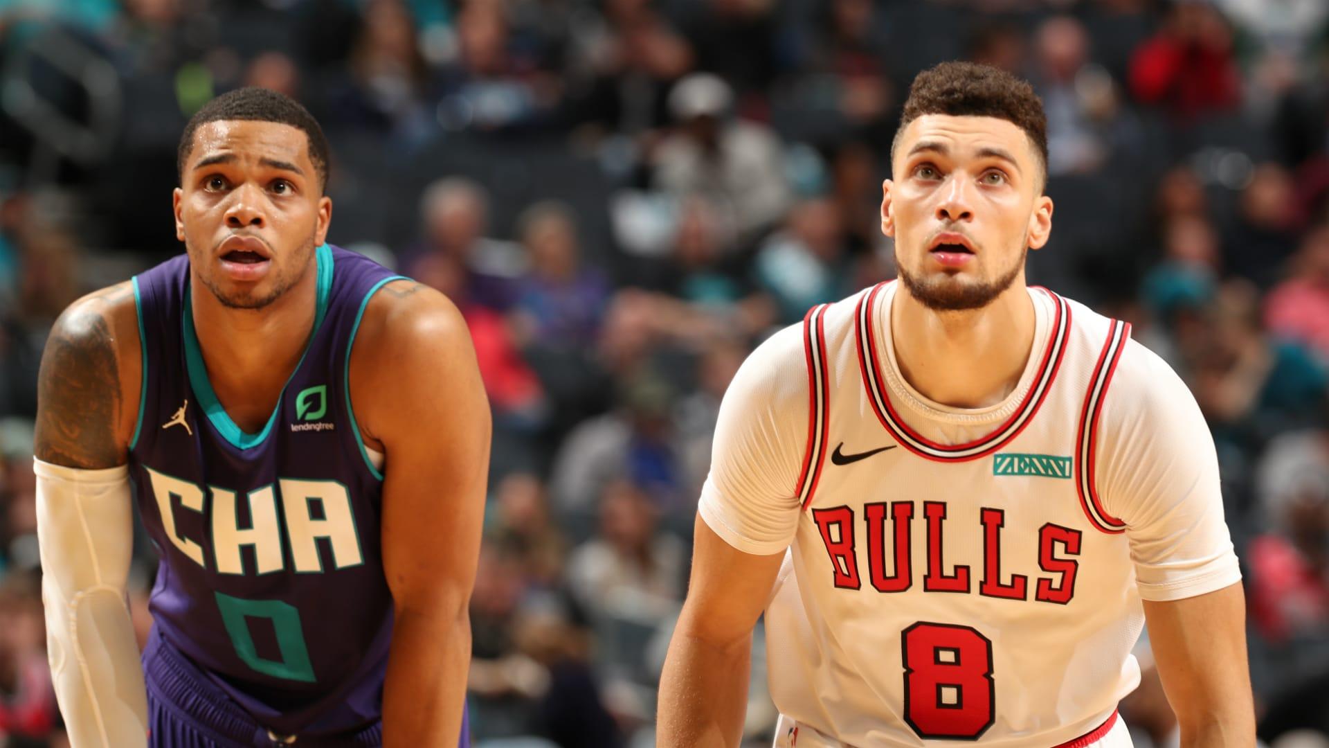 Bulls @ Hornets