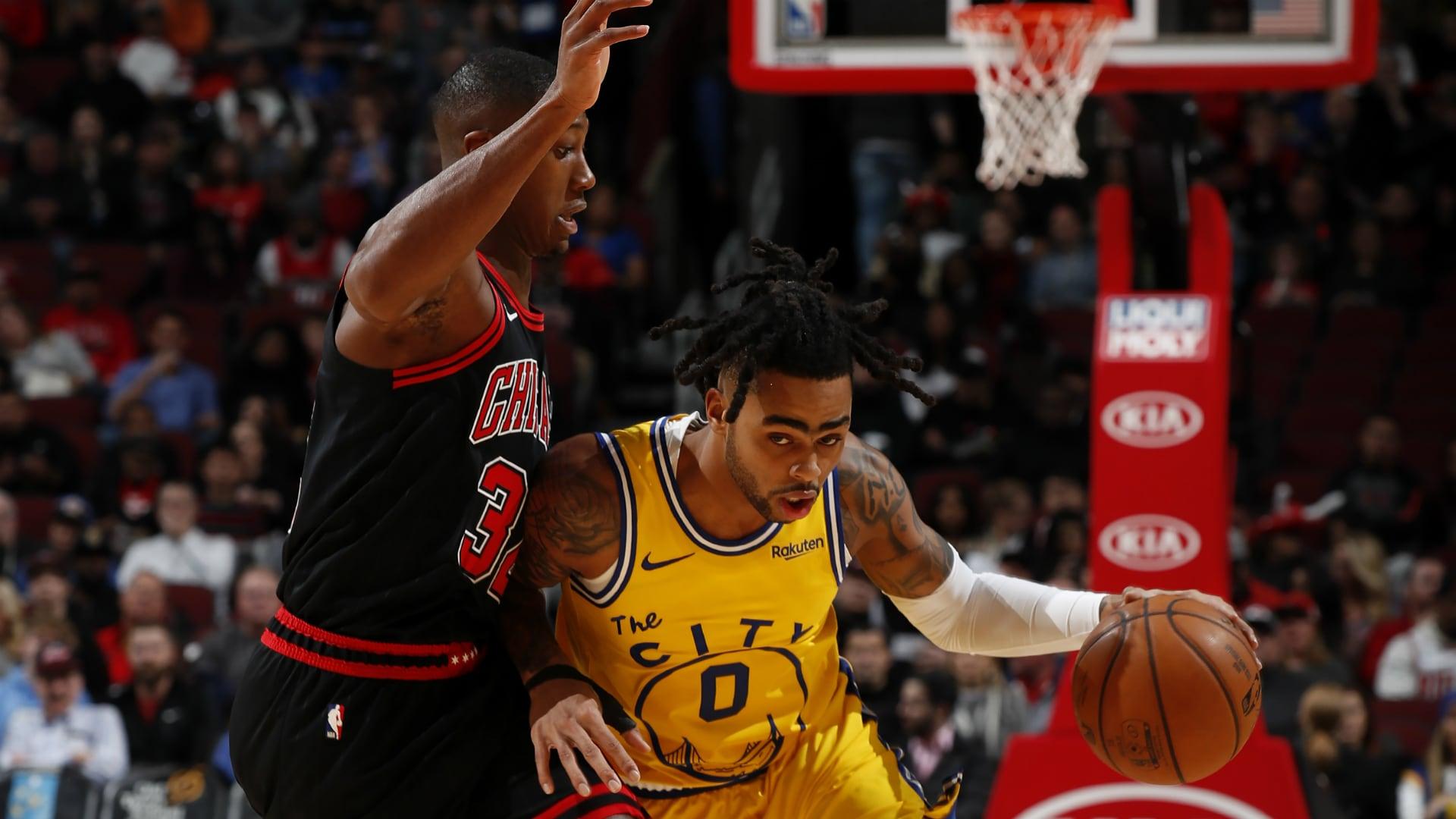 Warriors @ Bulls
