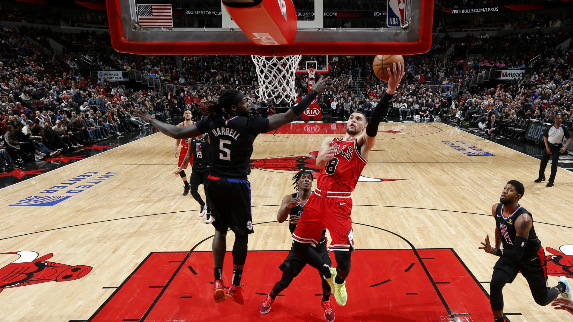 Clippers @ Bulls