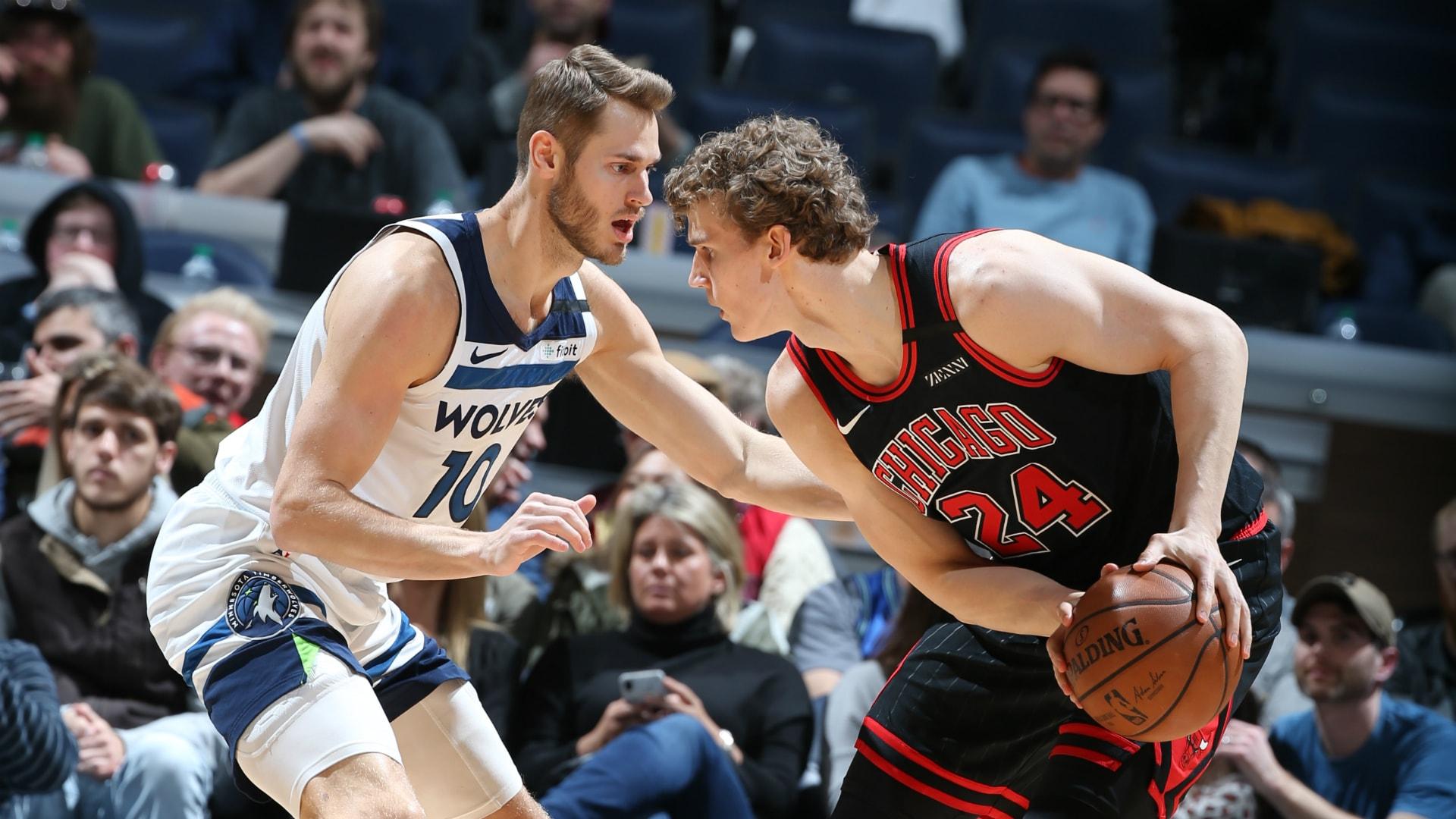 Bulls @ Timberwolves