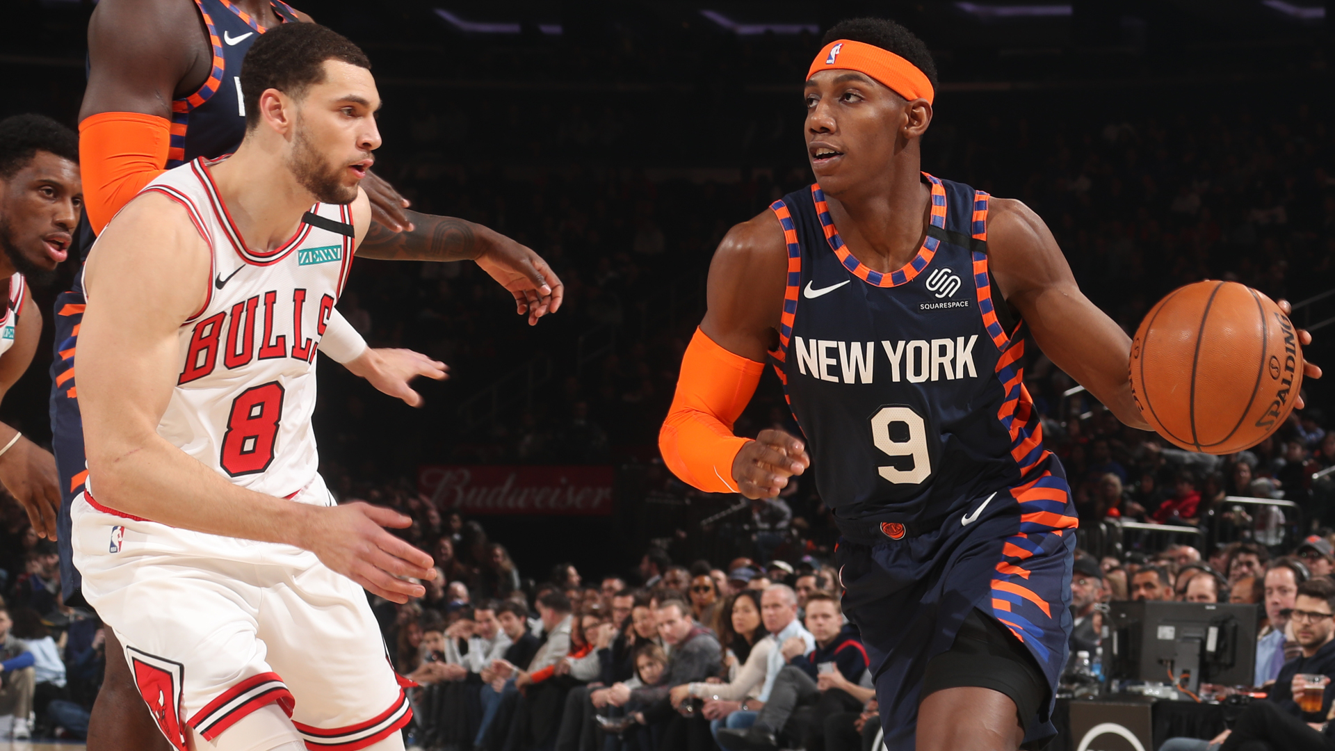 Bulls @ Knicks