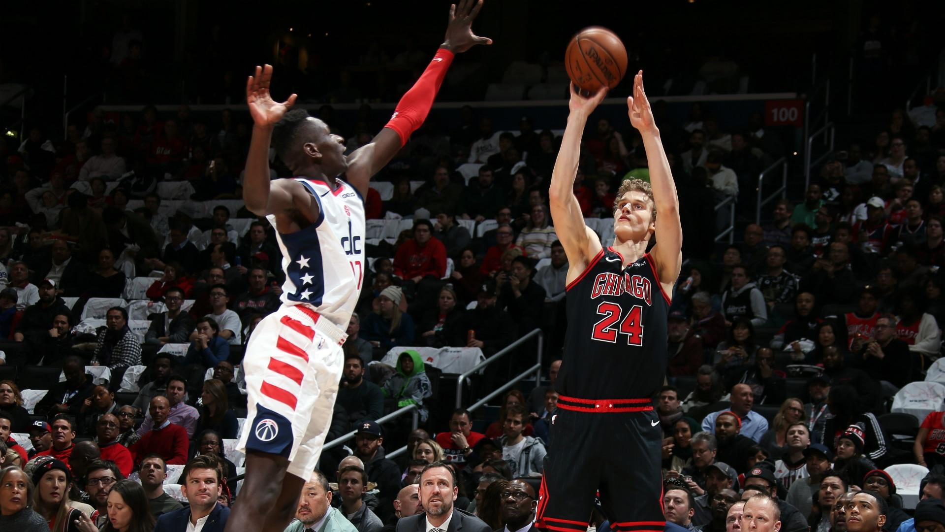 Bulls @ Wizards