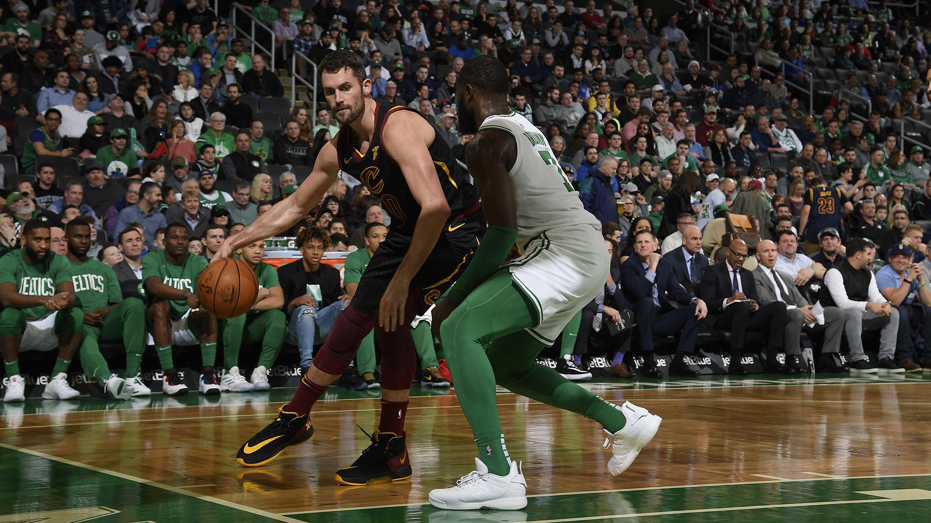Cavaliers @ Celtics