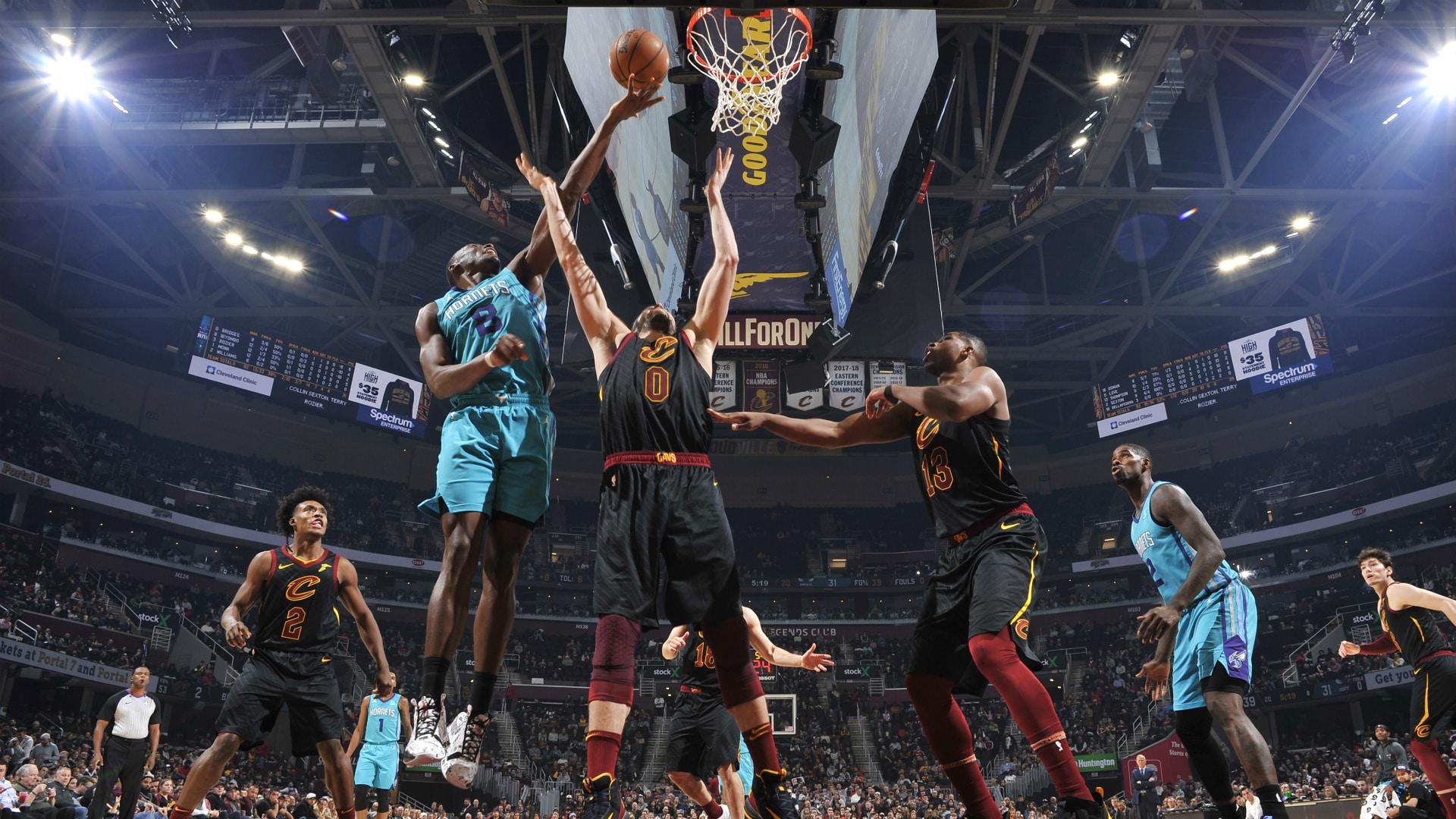Hornets @ Cavaliers