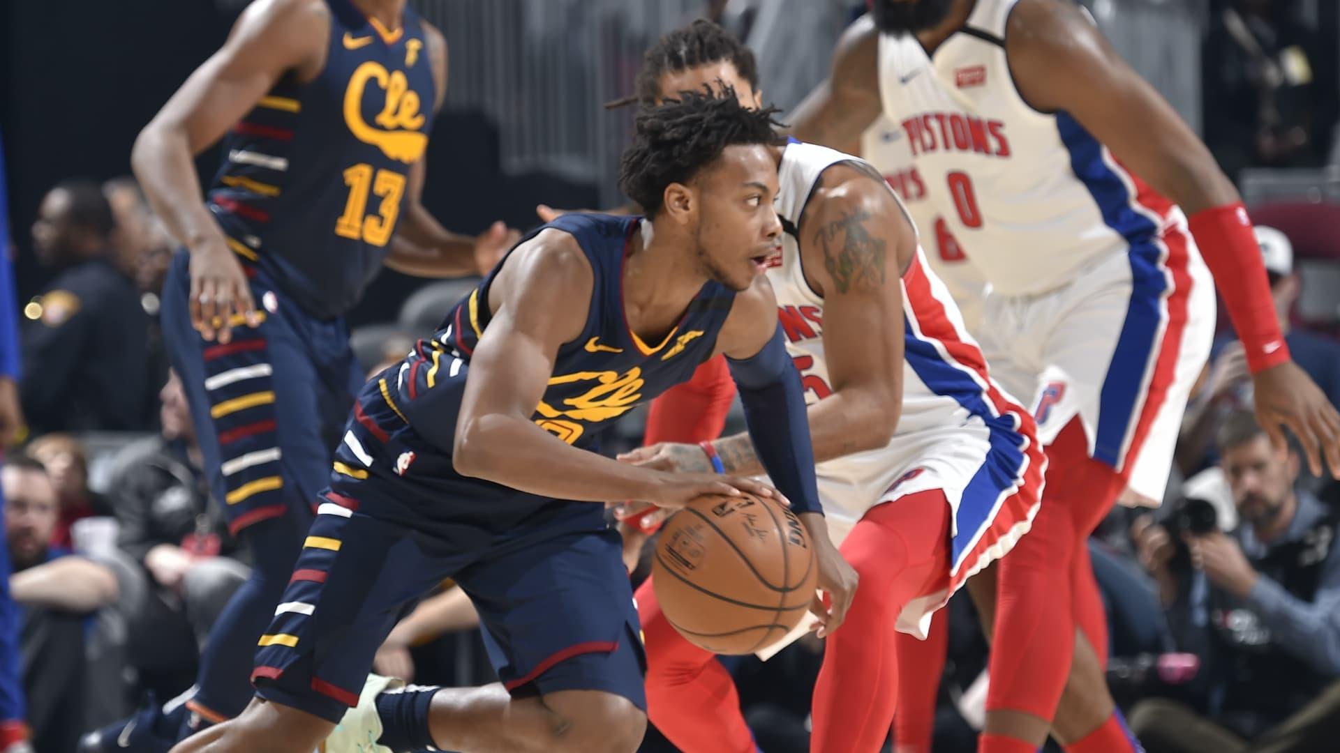 Pistons @ Cavaliers