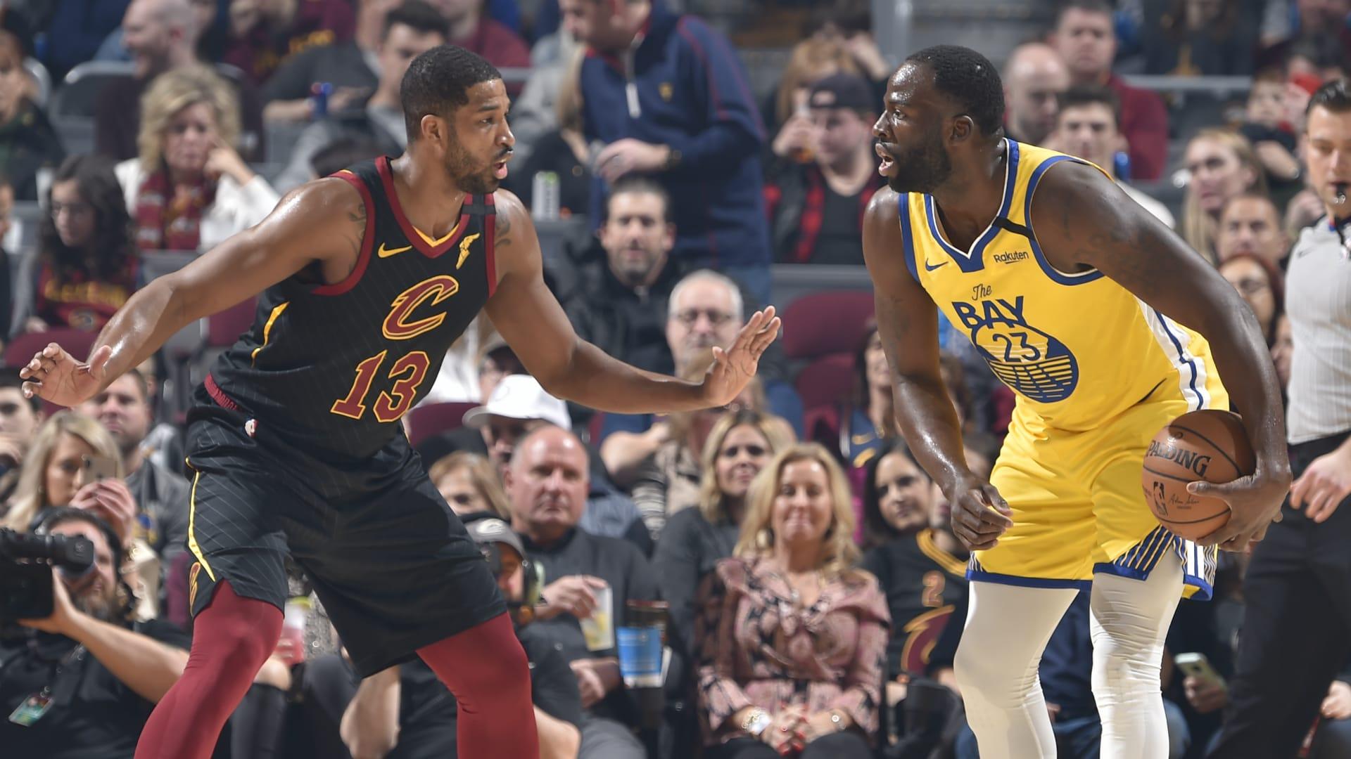 Warriors @ Cavaliers
