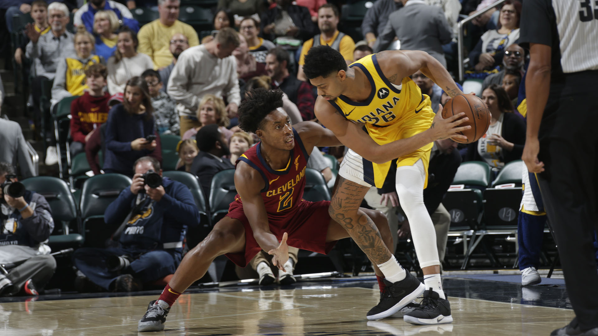 Cavaliers @ Pacers