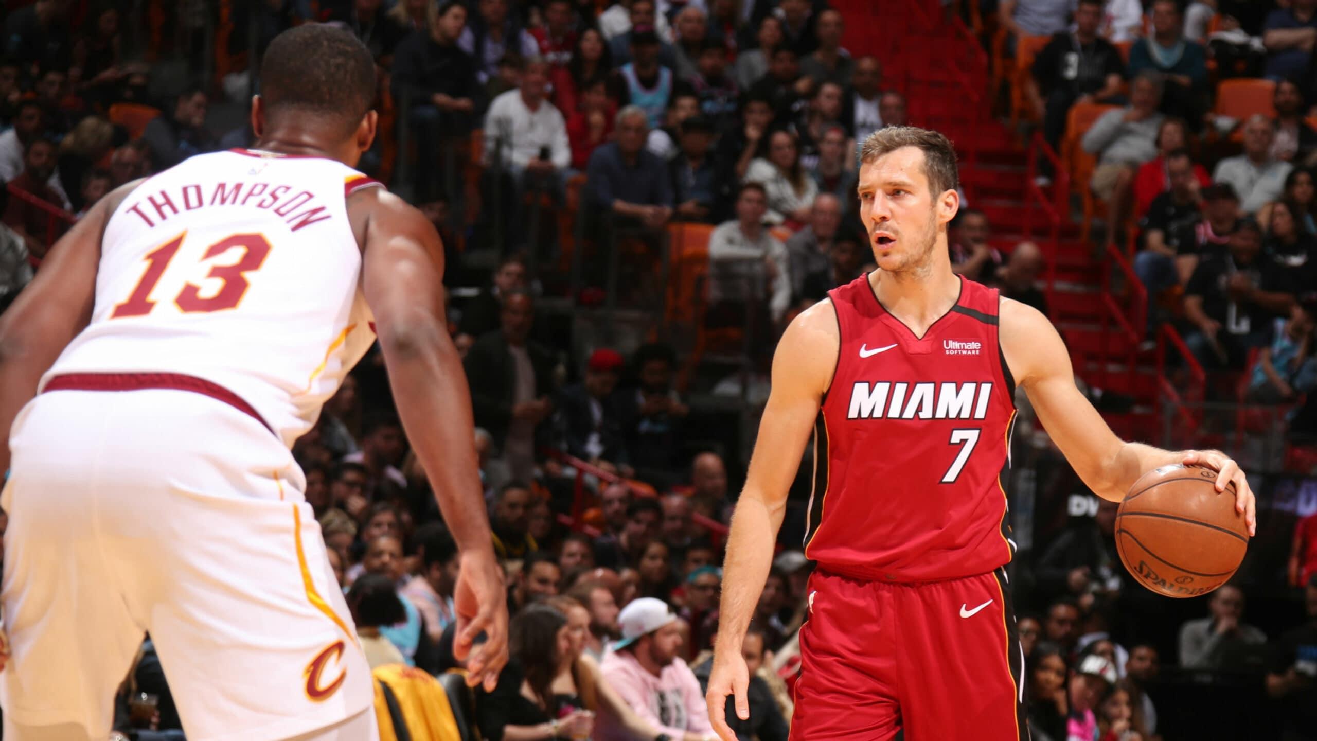 Cavaliers @ Heat
