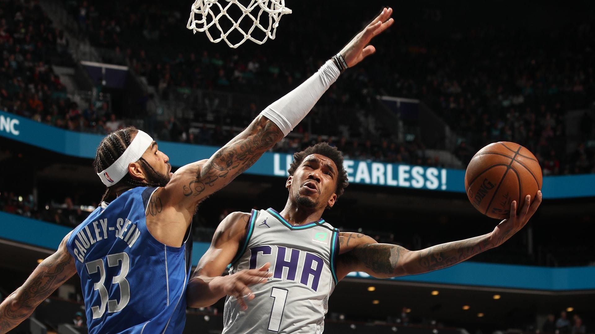 Mavericks @ Hornets