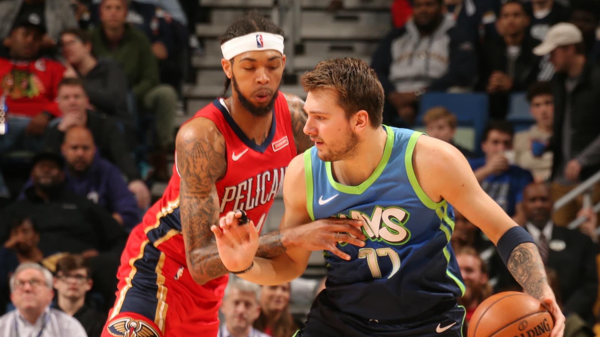 Mavericks @ Pelicans