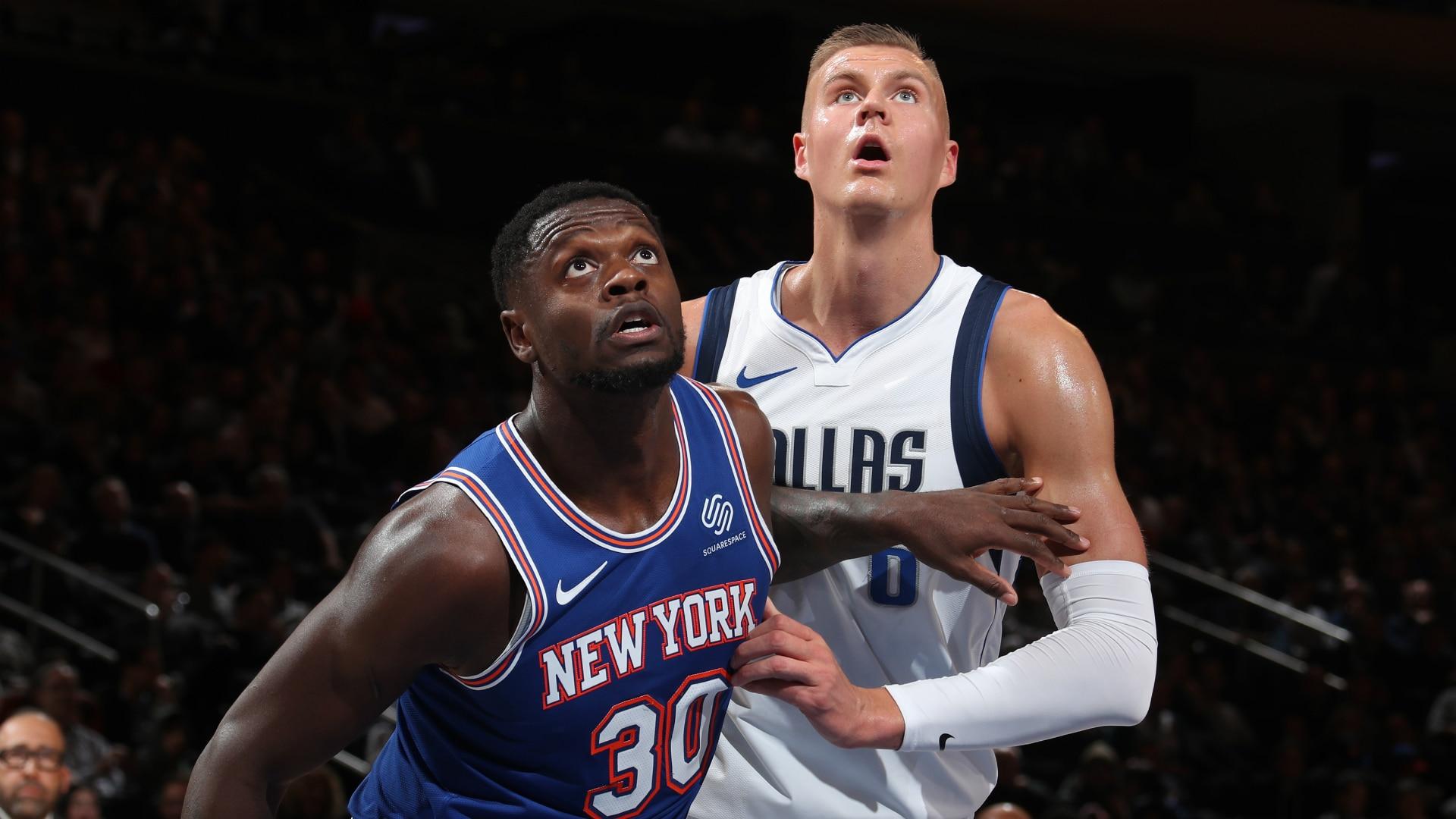 Mavericks @ Knicks