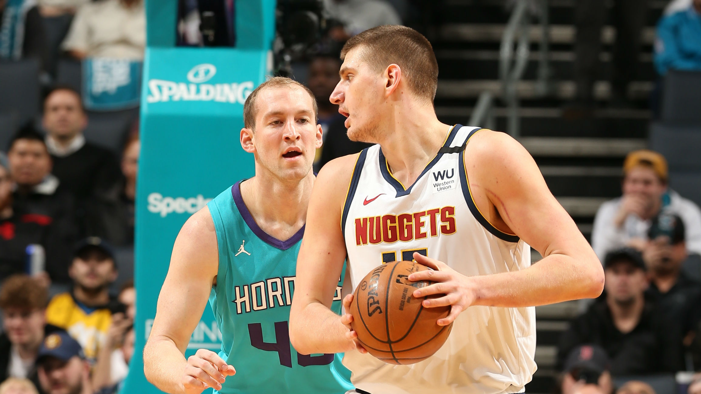 Nuggets @ Hornets