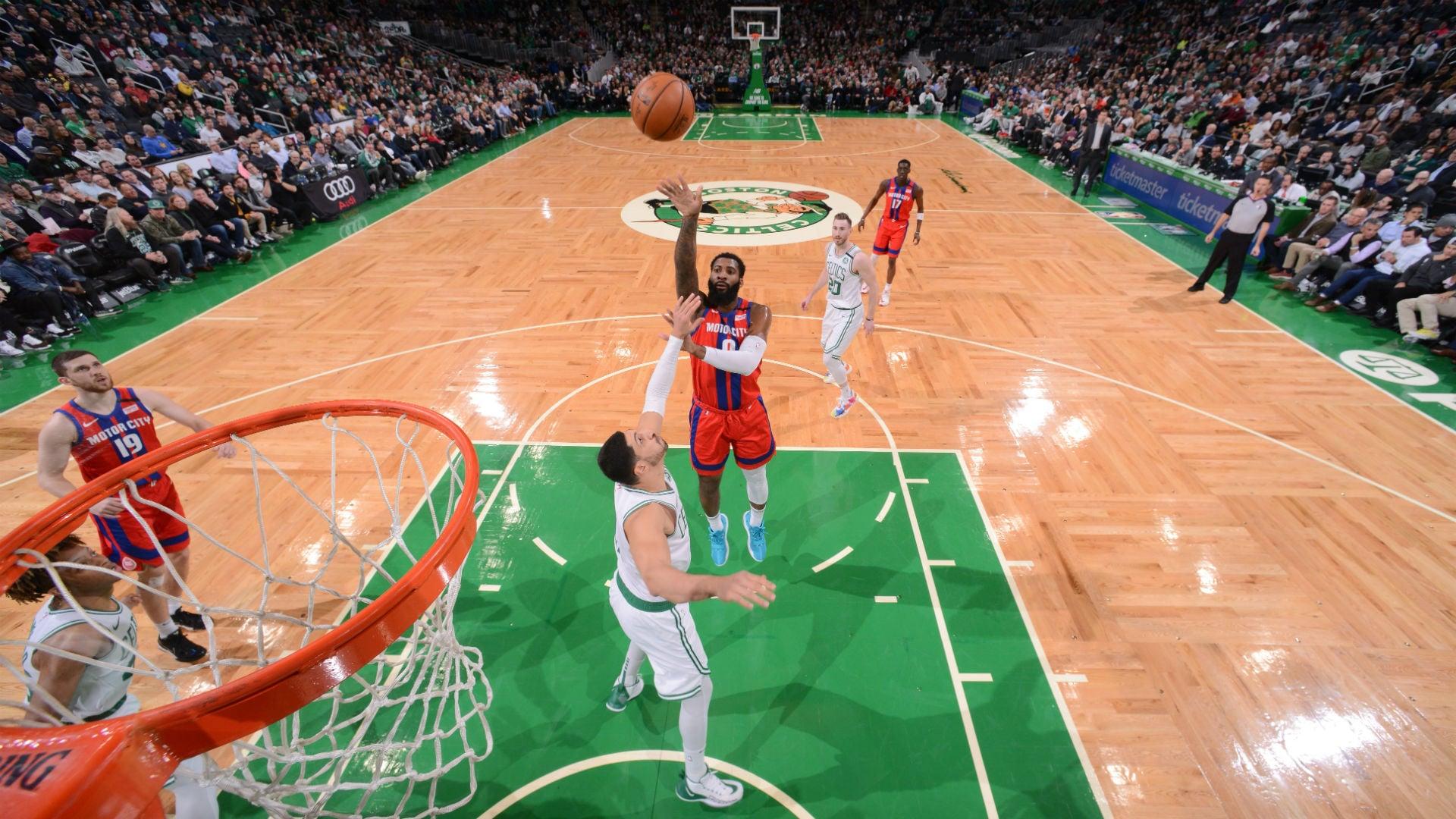 Pistons @ Celtics