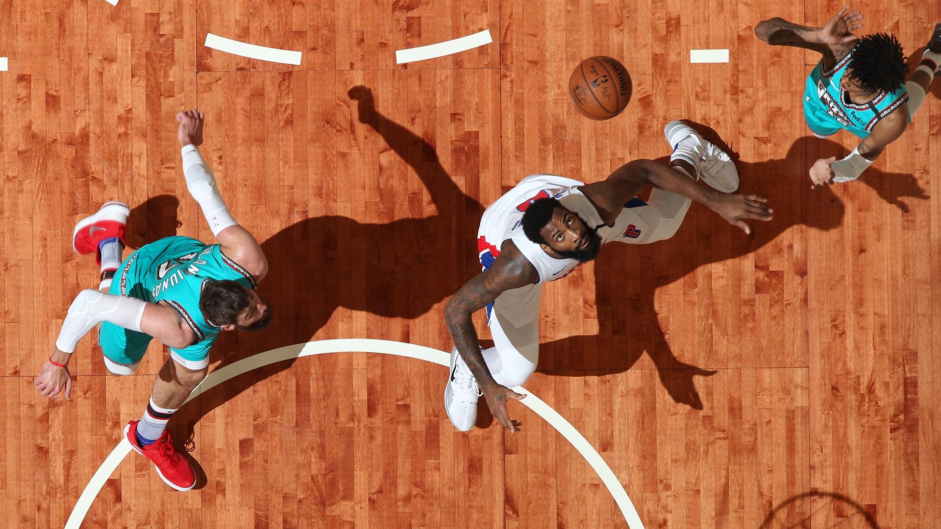 Pistons @ Grizzlies