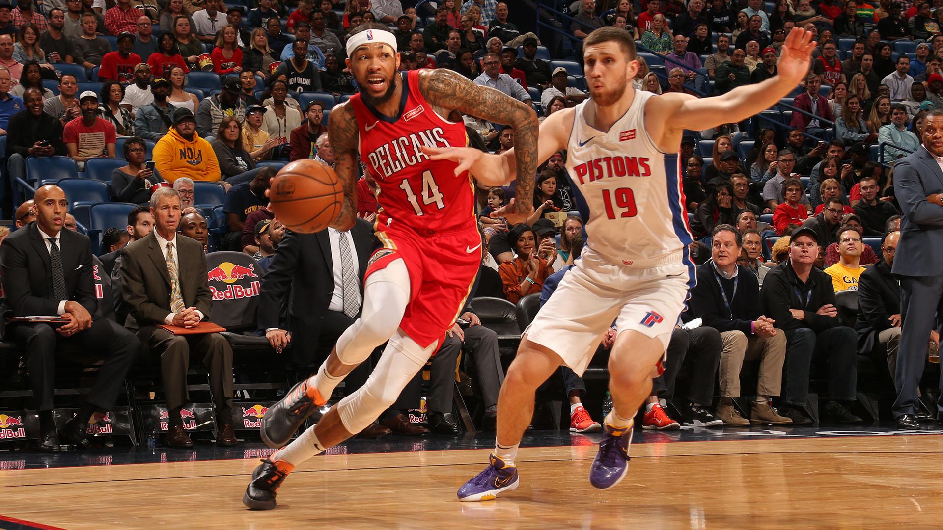 Pistons @ Pelicans