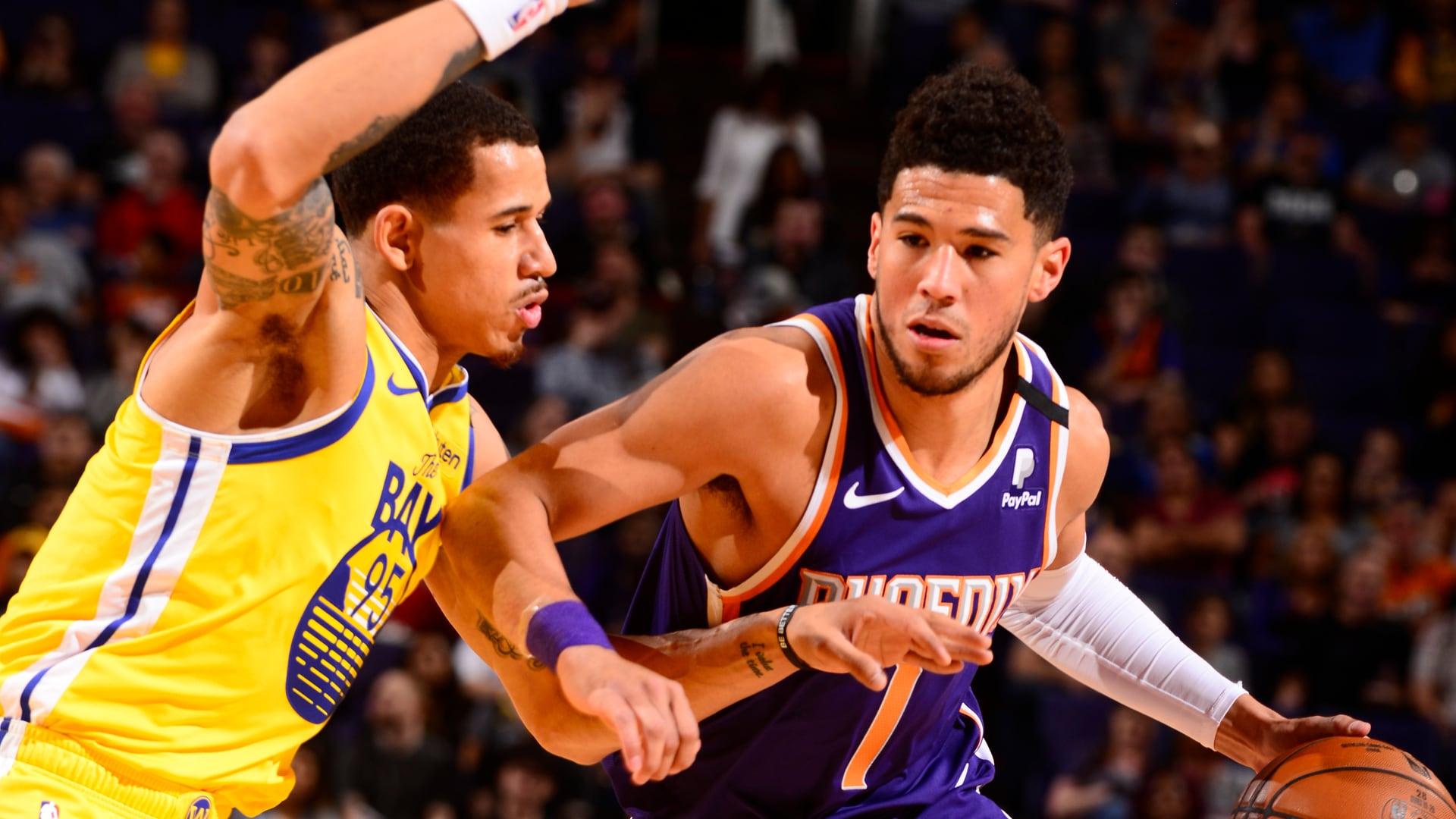 Warriors @ Suns