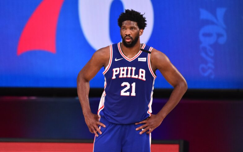 Joel Embiid out against Suns with ankle injury | NBA.com